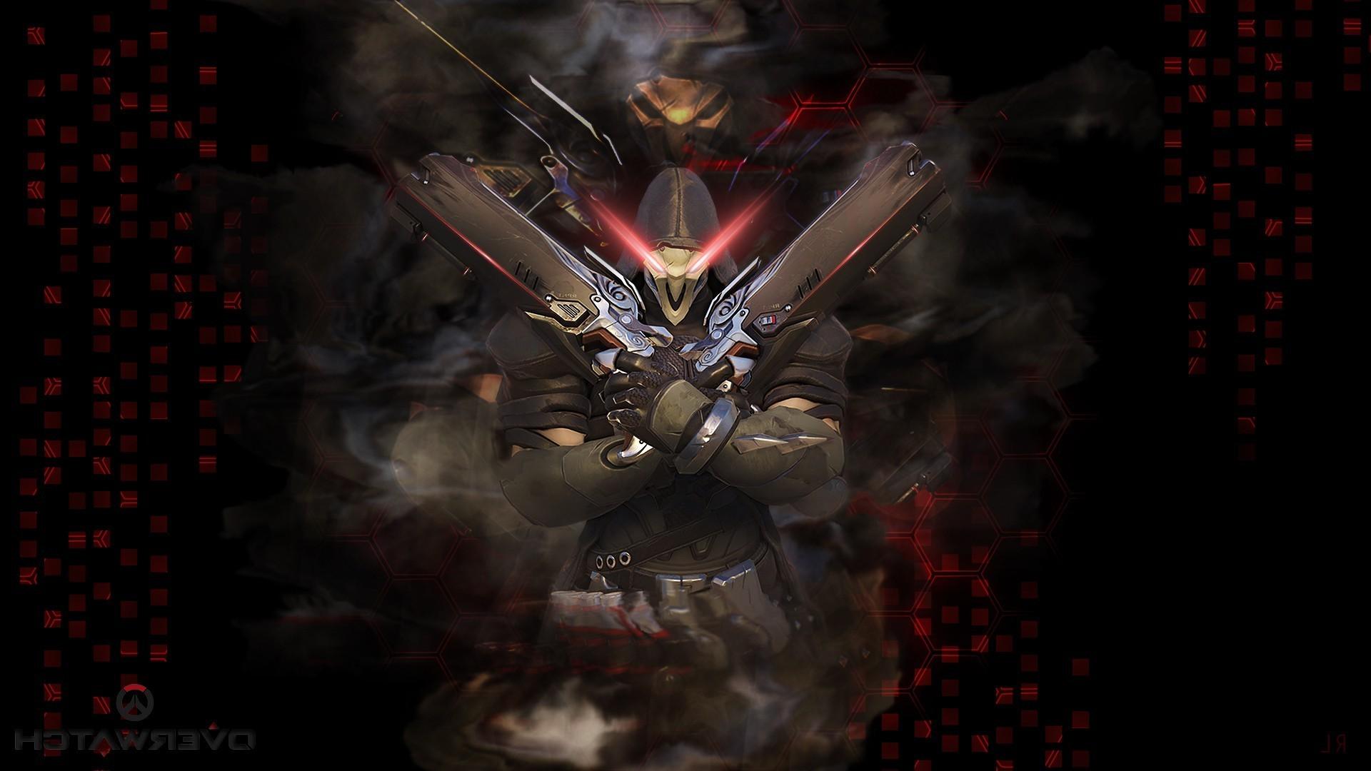 Wallpaper 1920x1080 Px Blizzard Entertainment Reaper