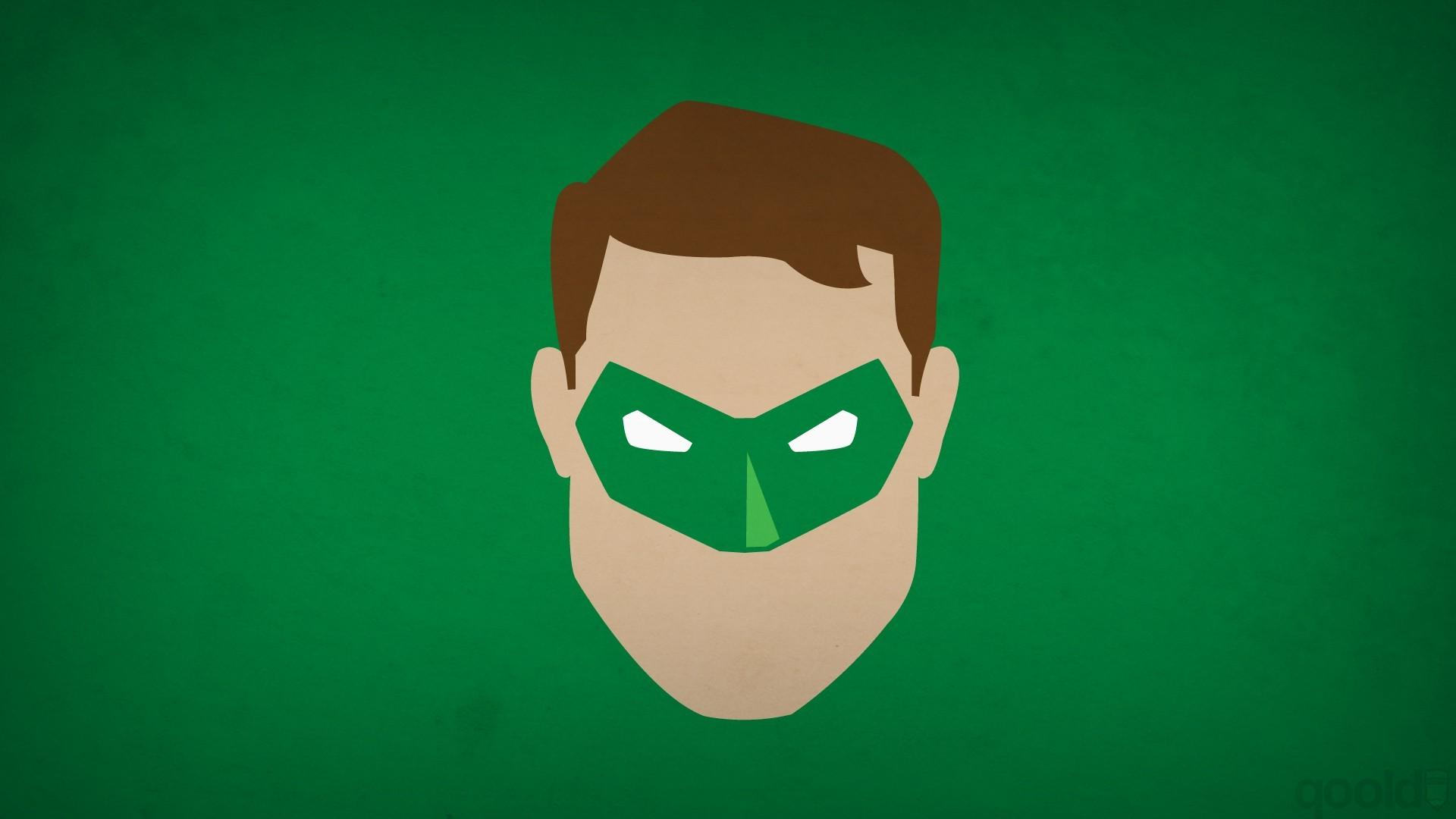 Минималистичные картинки супергероев