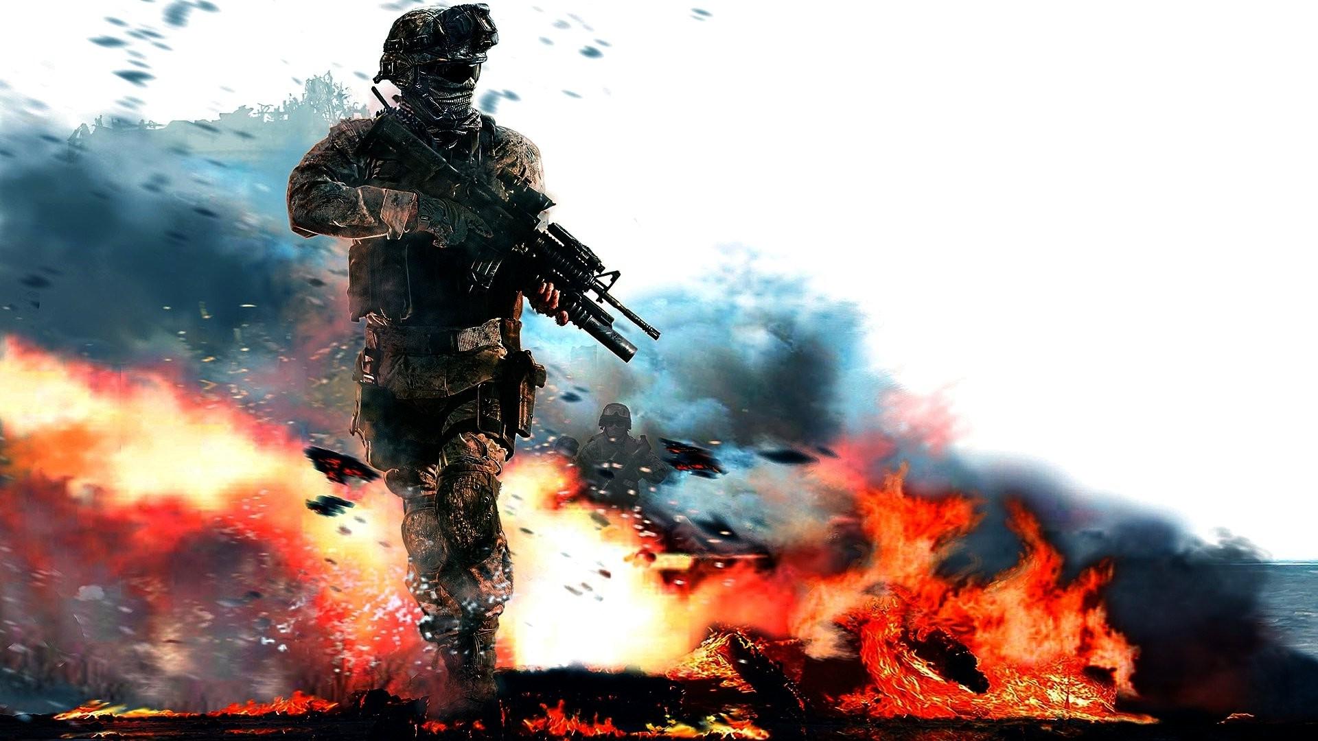 wallpaper : 1920x1080 px, call of duty modern warfare 2, soldier