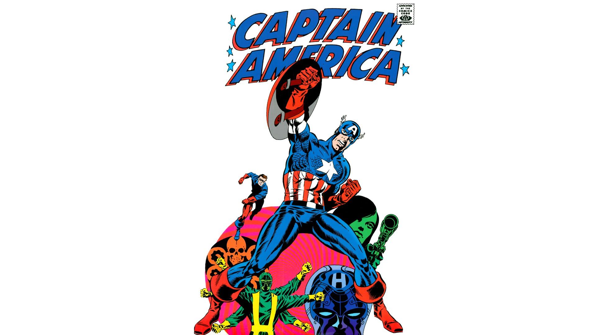 1920x1080 Px Captain America Comics