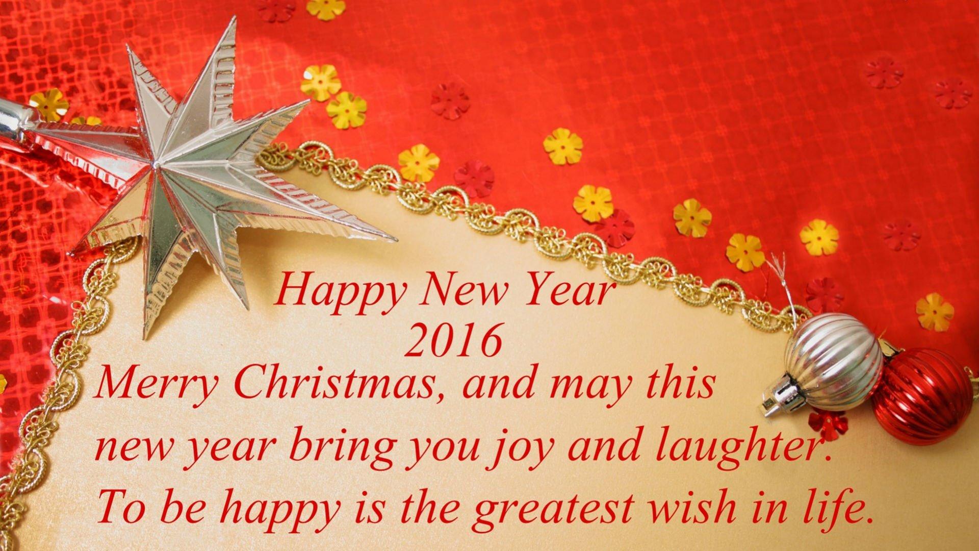 Новогодние пожелания на новый год на английском