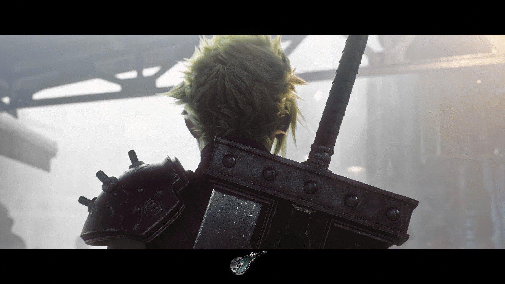 1920x1080 Px Cloud Strife Final Fantasy 7 VII Remake Background