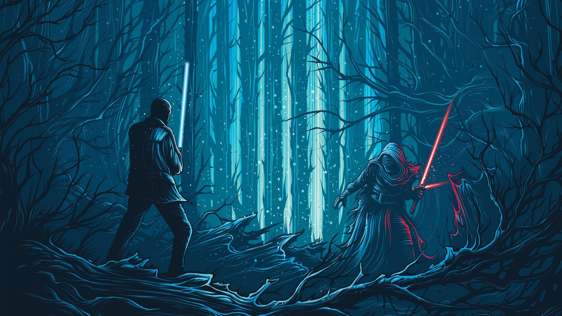 Wallpaper 1920x1080 Px Dan Mumford Star Wars Star Wars The Force Awakens 1920x1080 Wallbase 1440131 Hd Wallpapers Wallhere