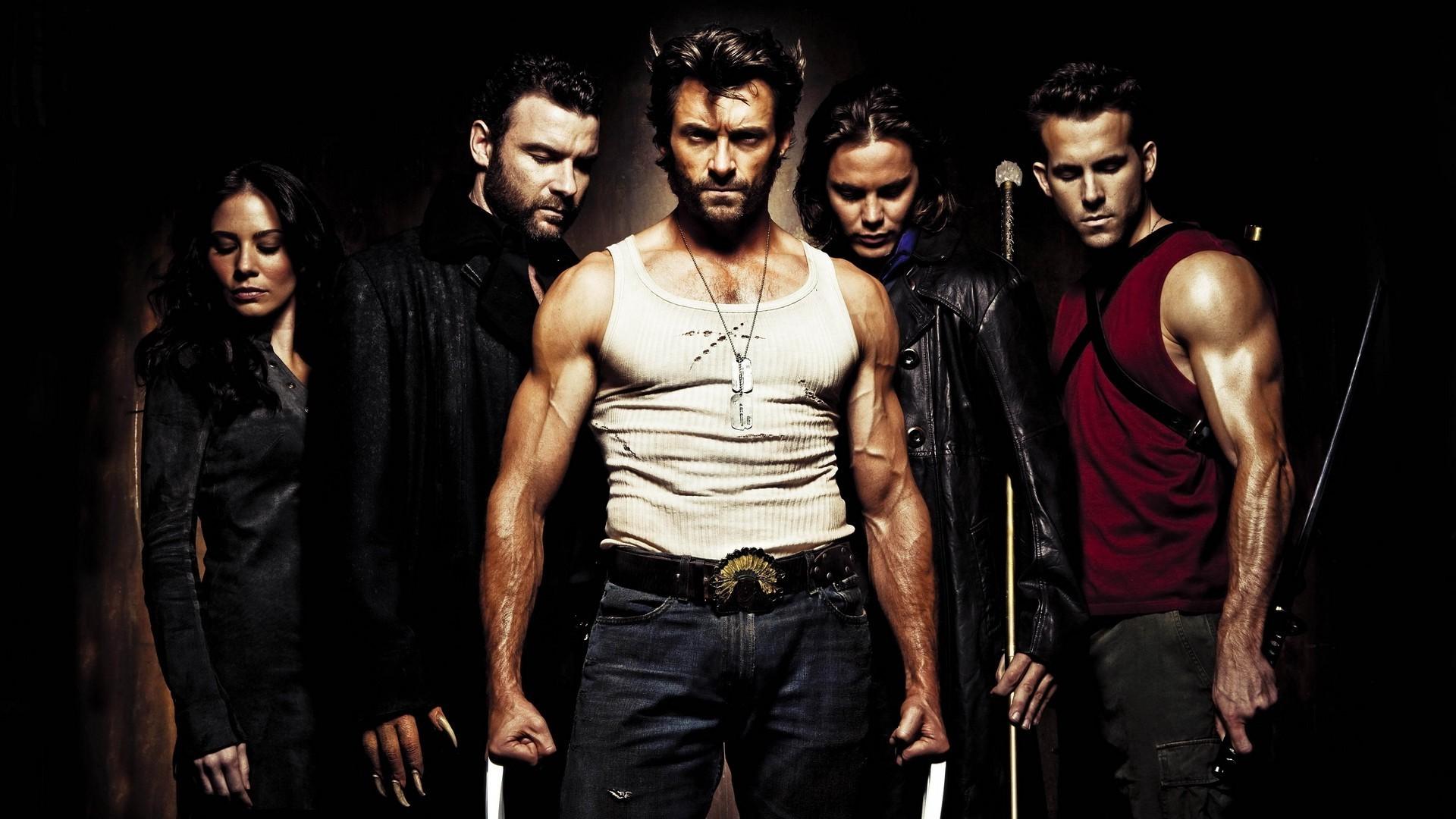 1920x1080 Px Deadpool Hugh Jackman Kayla Silverfox Ryan Reynolds Sabretooth X Men Origins Wolverine