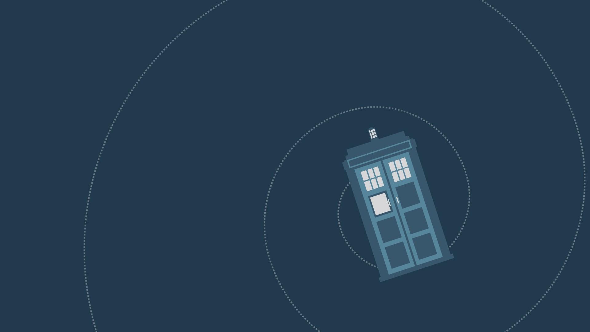 Wallpaper 1920x1080 Px Doctor Who Tardis 1920x1080