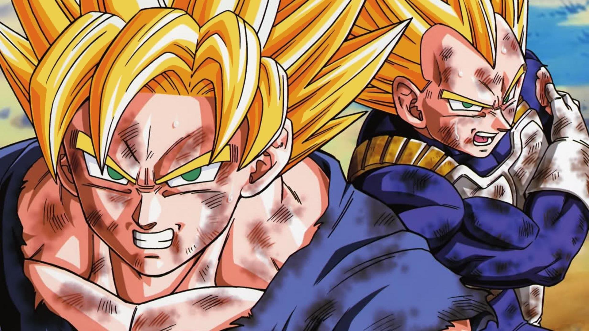 Fondos De Pantalla 1920x1080 Px Dragon Ball Z Son Goku