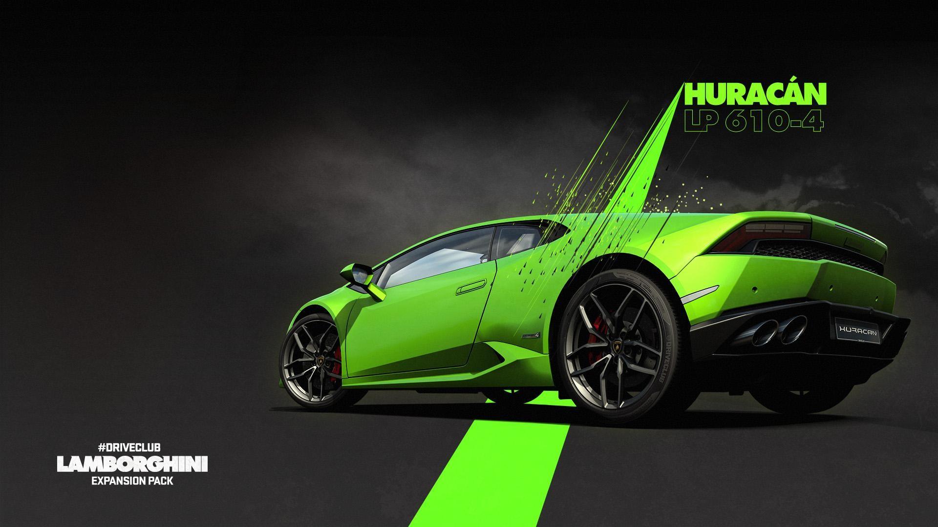1920x1080 Px Driveclub Lamborghini Huracan LP 610 4