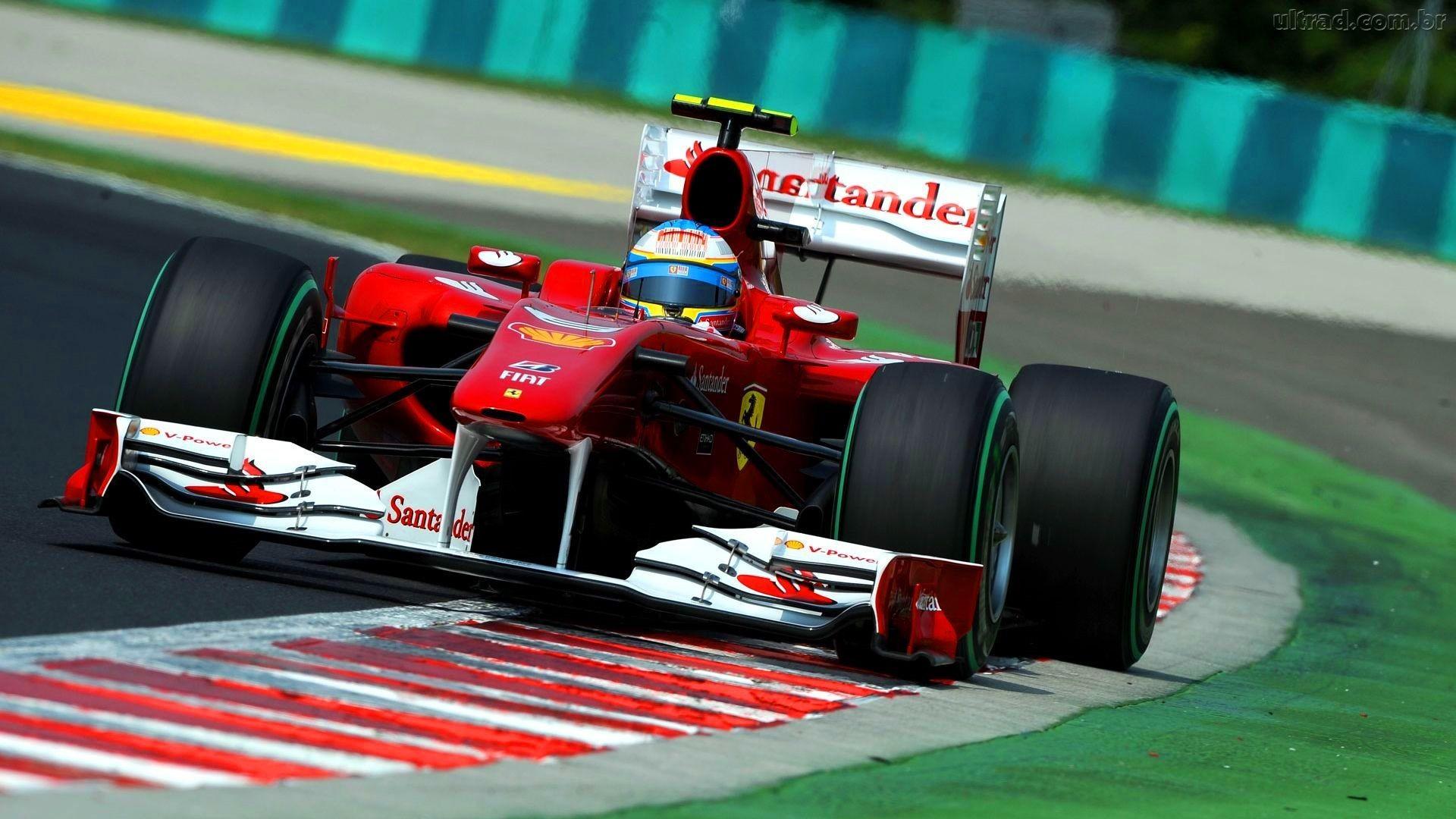 Wallpaper 1920x1080 Px Fernando Alonso Ferrari 1920x1080