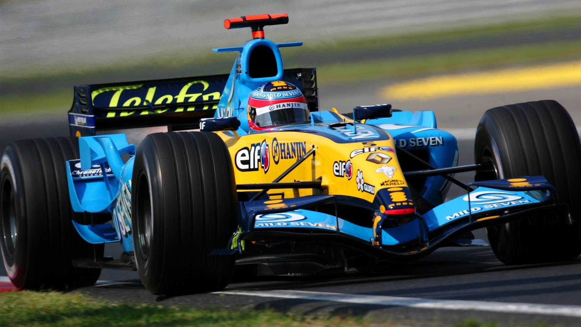 Fondos De Pantalla 1920x1080 Px Fernando Alonso Renault