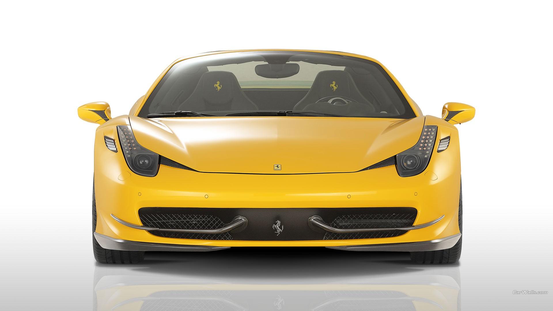 Wallpaper 1920x1080 Px Ferrari 458 Supercars 1920x1080