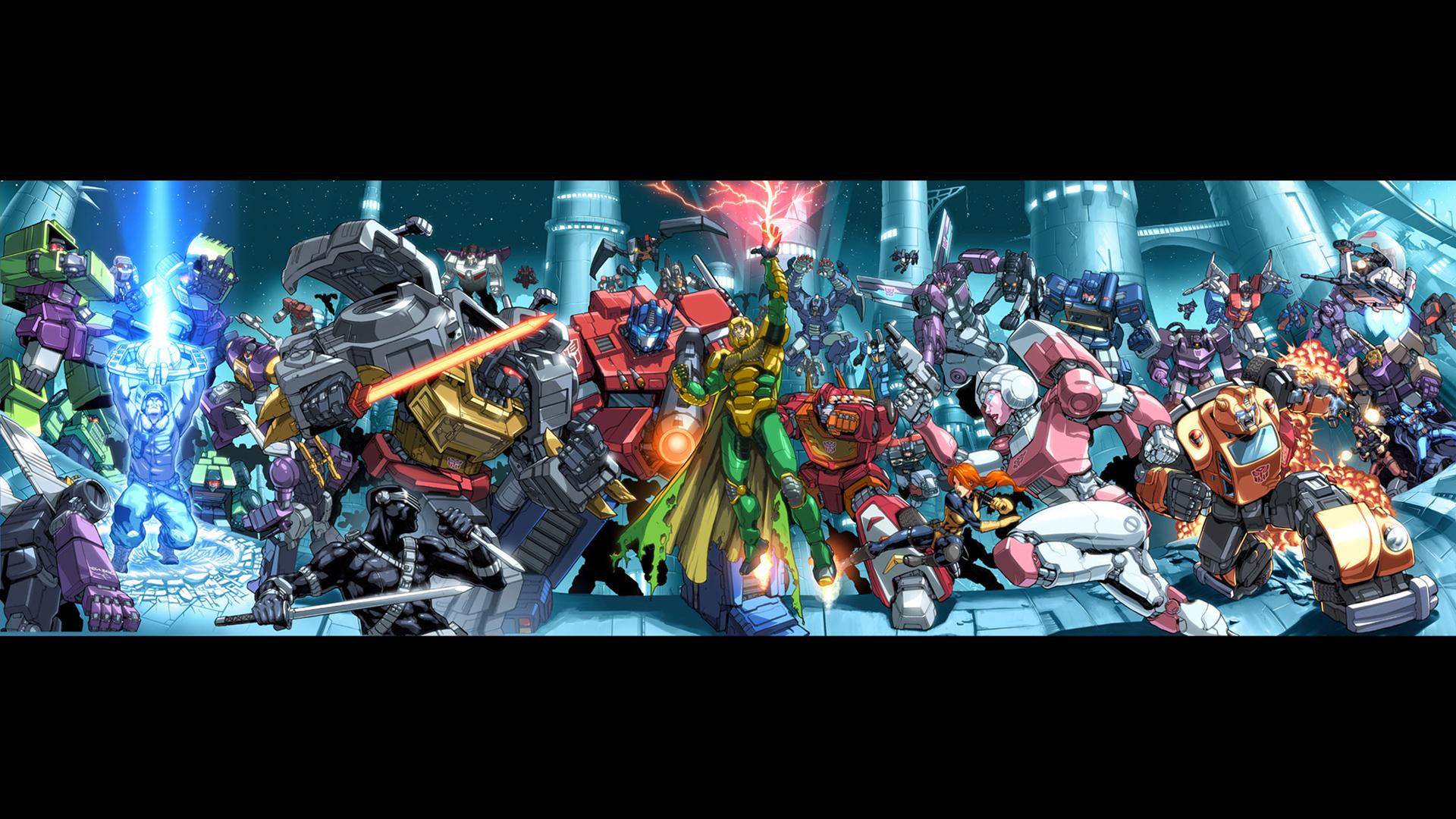 Fond D'écran : 1920x1080 Px, Fiora, GI Joe, Optimus Prime