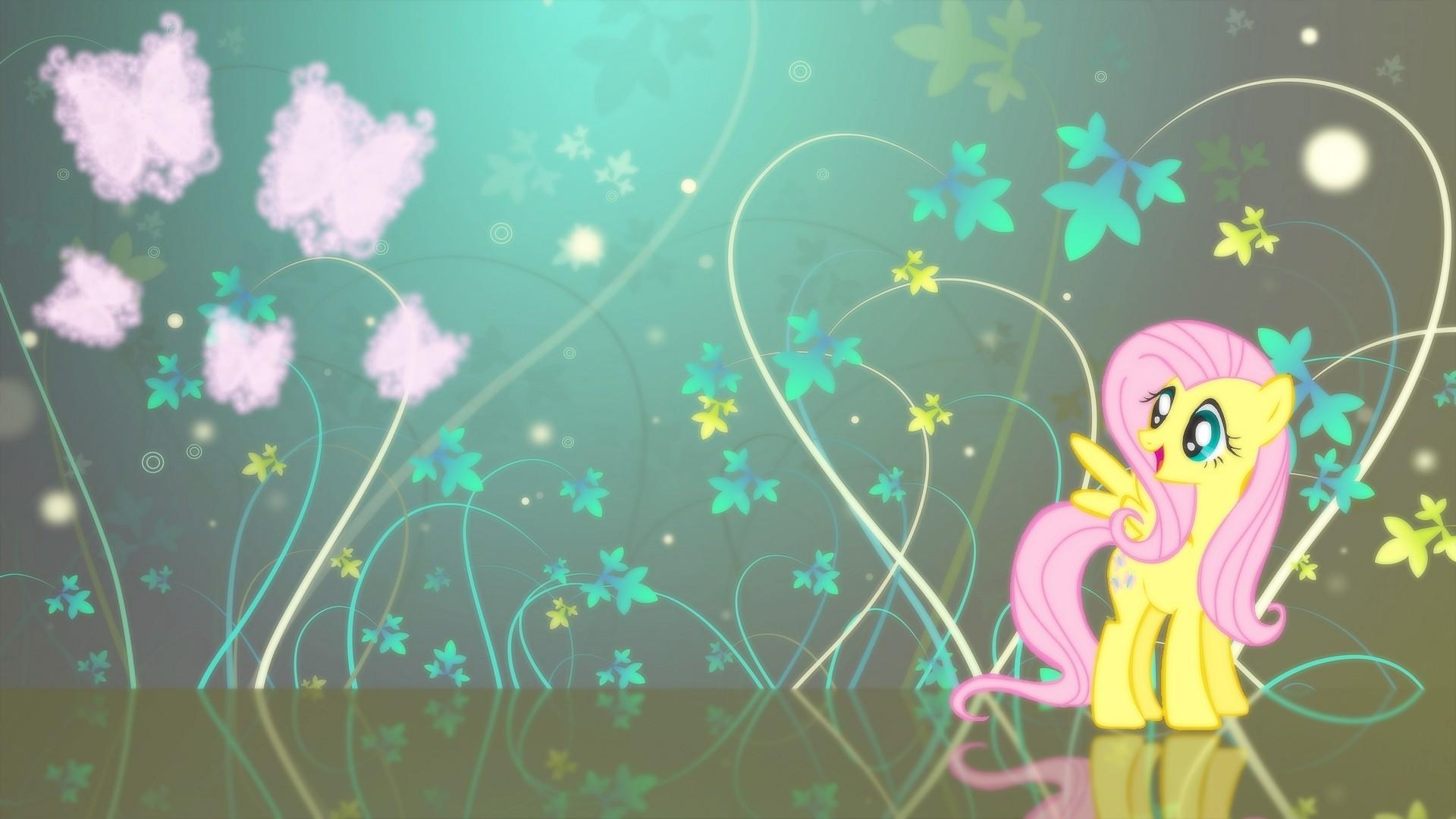 Wallpaper 1920x1080 Px Fluttershy My Little Pony 1920x1080