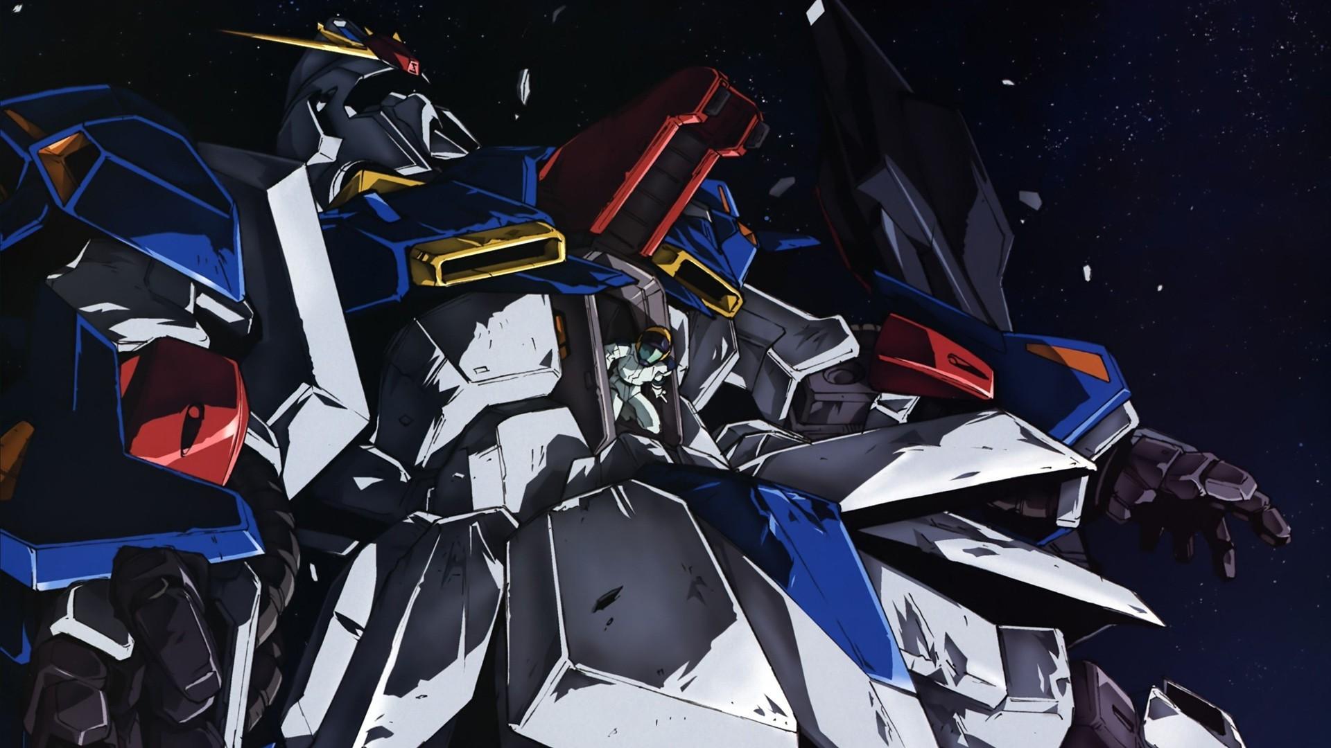 Wallpaper 1920x1080 Px Mobile Suit Mobile Suit Zeta Gundam