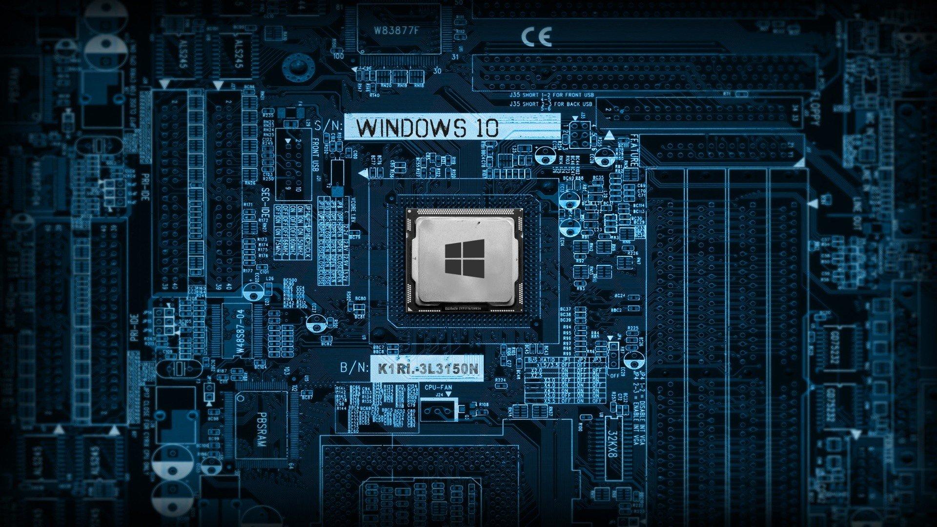 Wallpaper 1920x1080 Px Hi Microsoft Windows Tech Technology