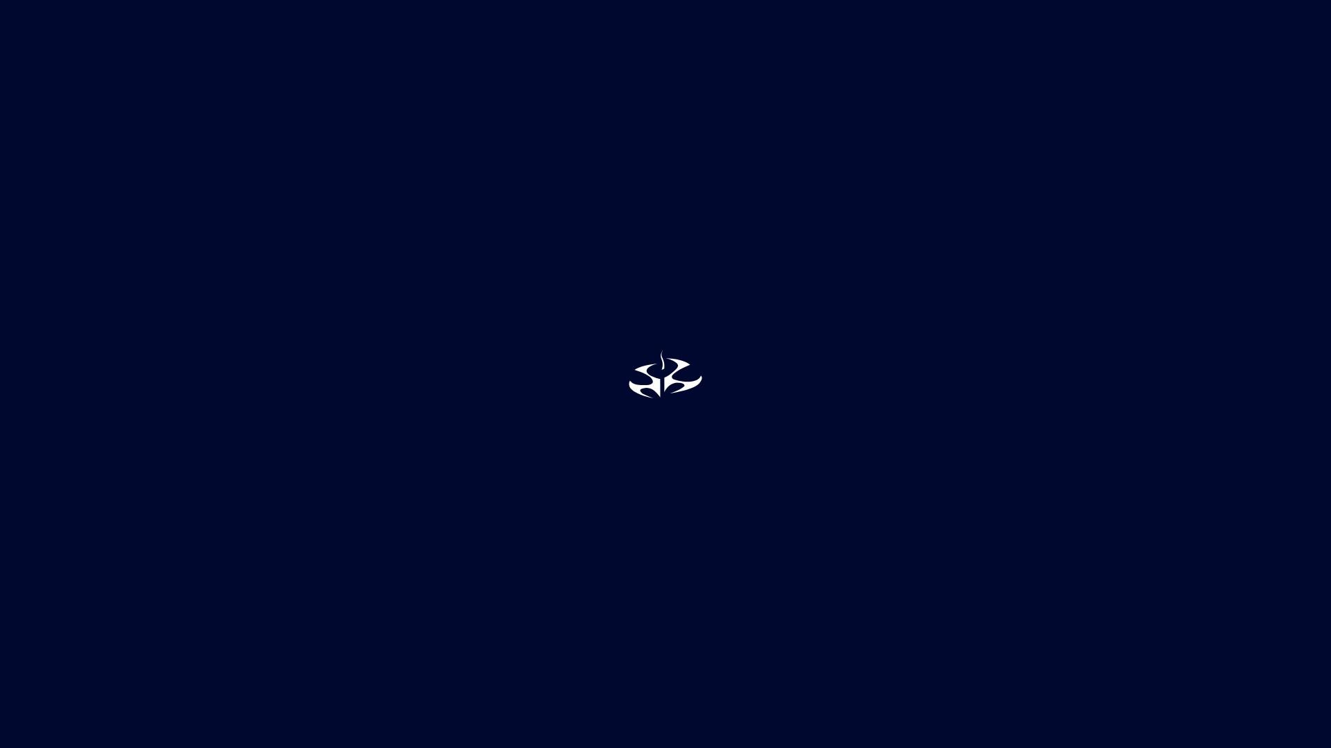 1920x1080 px Hitman logo minimalism