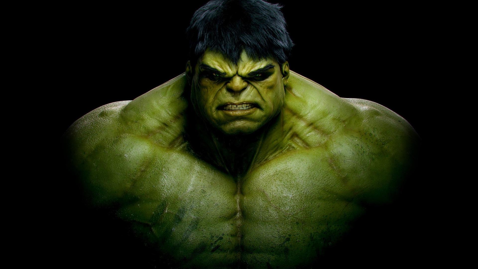 1920x1080 Px Hulk Incredible Marvel Superhero