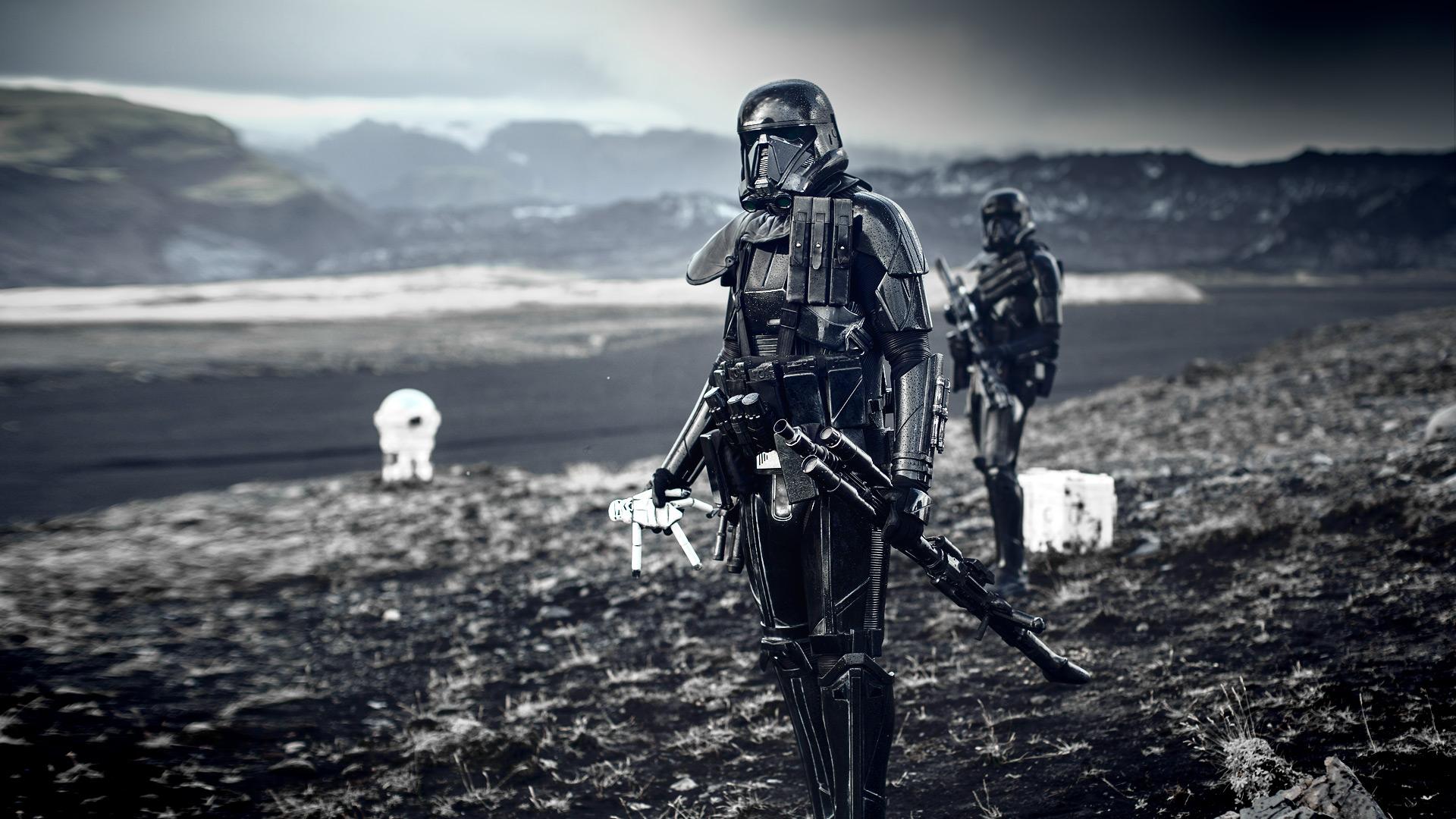 Wallpaper 1920x1080 Px Imperial Death Trooper Rogue One A Star Wars Story Star Wars Stormtrooper 1920x1080 4kwallpaper 1470593 Hd Wallpapers Wallhere