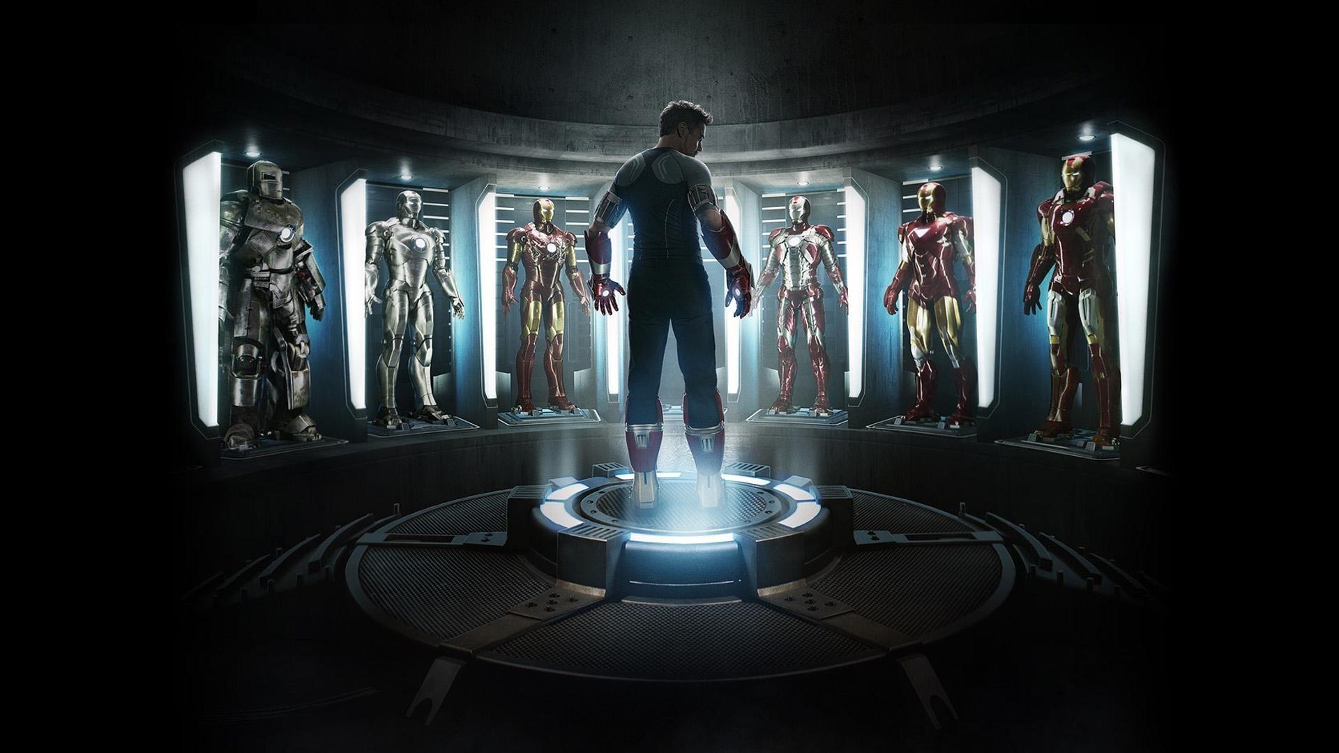 Wallpaper 1920x1080 Px Iron Man Iron Man 3 Robert Downey Jr