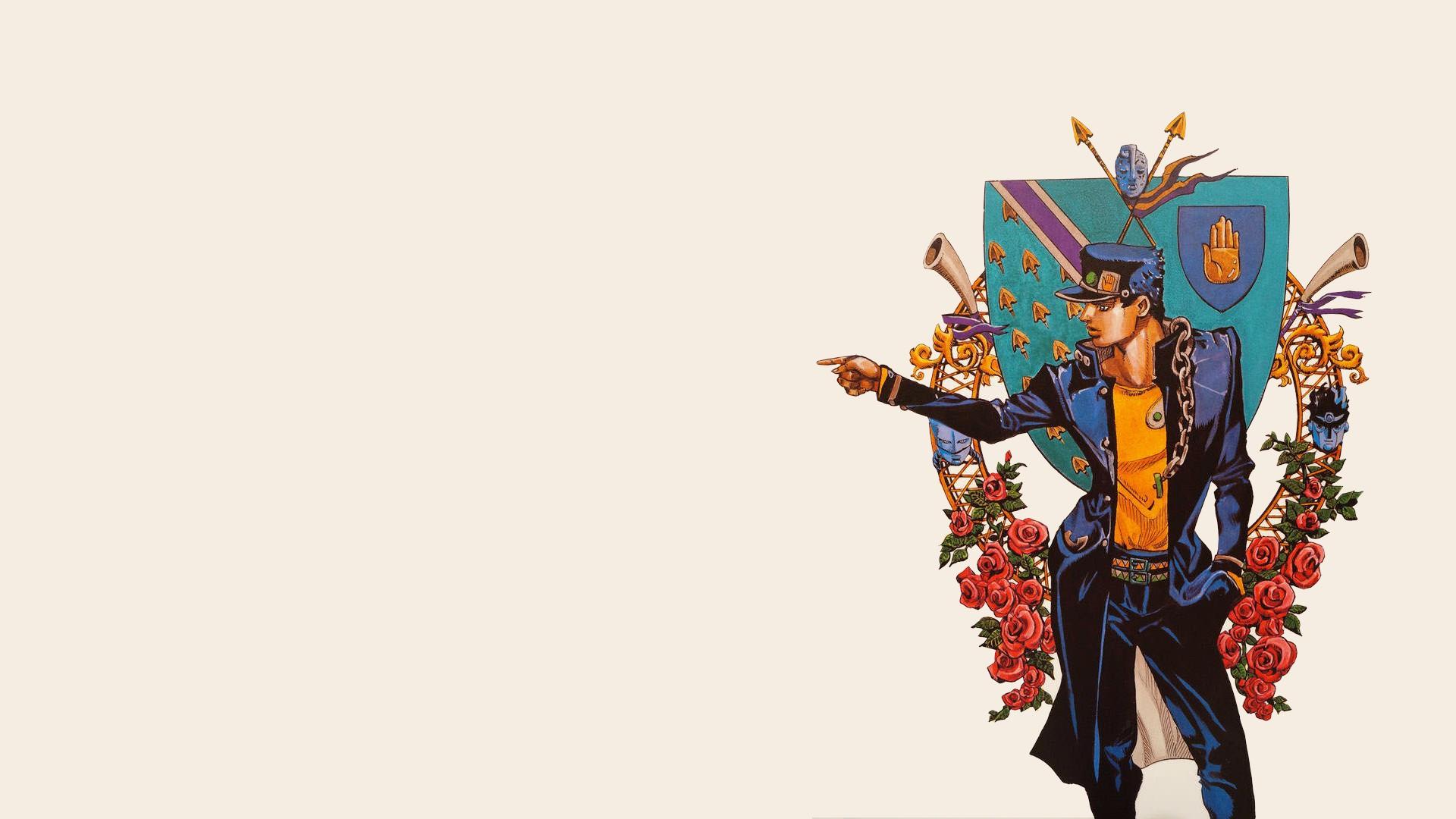 Wallpaper : 1920x1080 px, Jojo, JoJos Bizarre Adventure ...