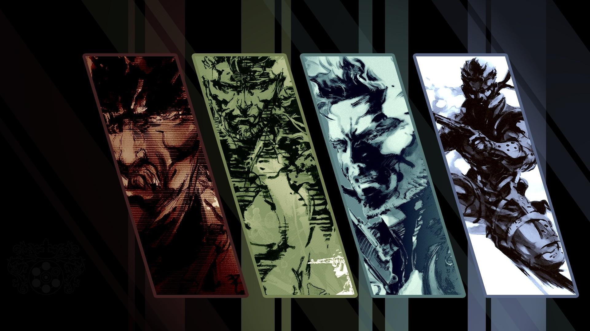 Wallpaper 1920x1080 Px Metal Gear Solid 1920x1080 Wallhaven