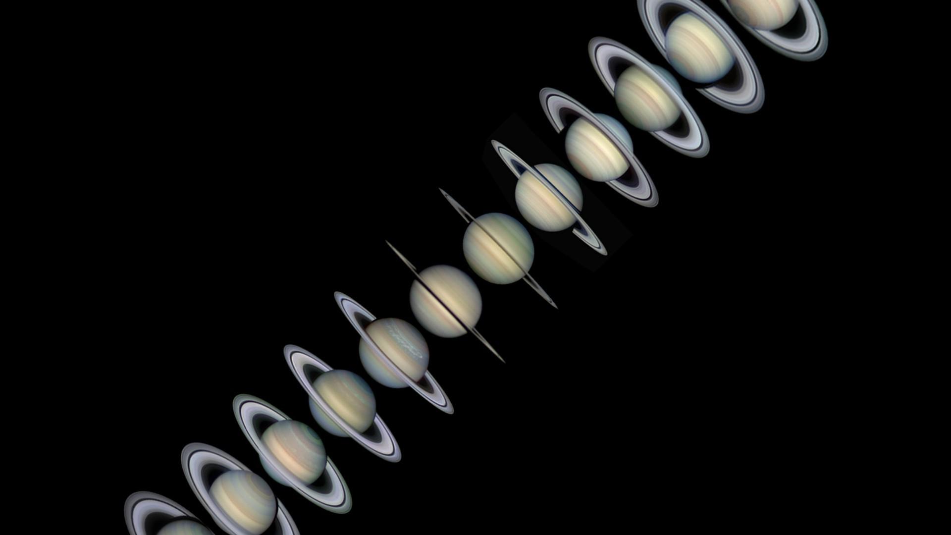 Wallpaper 1920x1080 Px Nasa Saturn Space 1920x1080