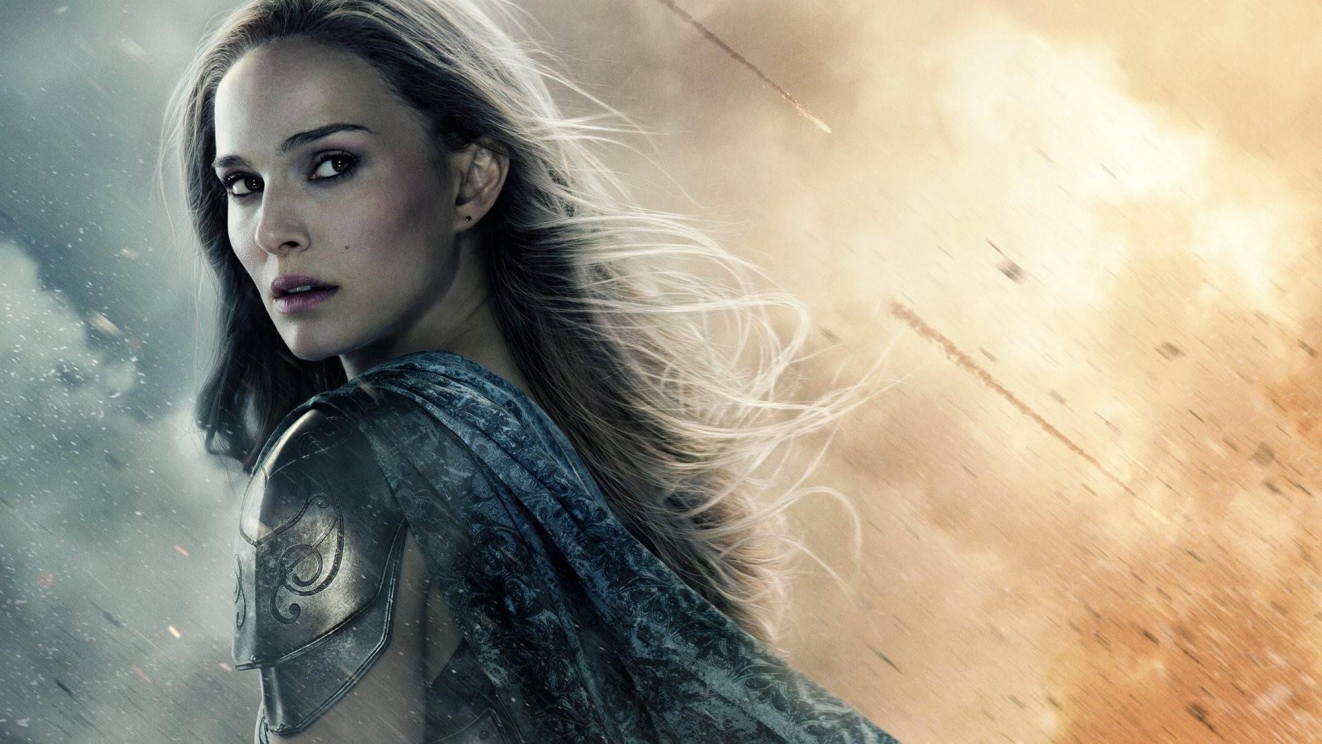 Wallpaper : 1920x1080 Px, Natalie Portman, Thor 2 The Dark