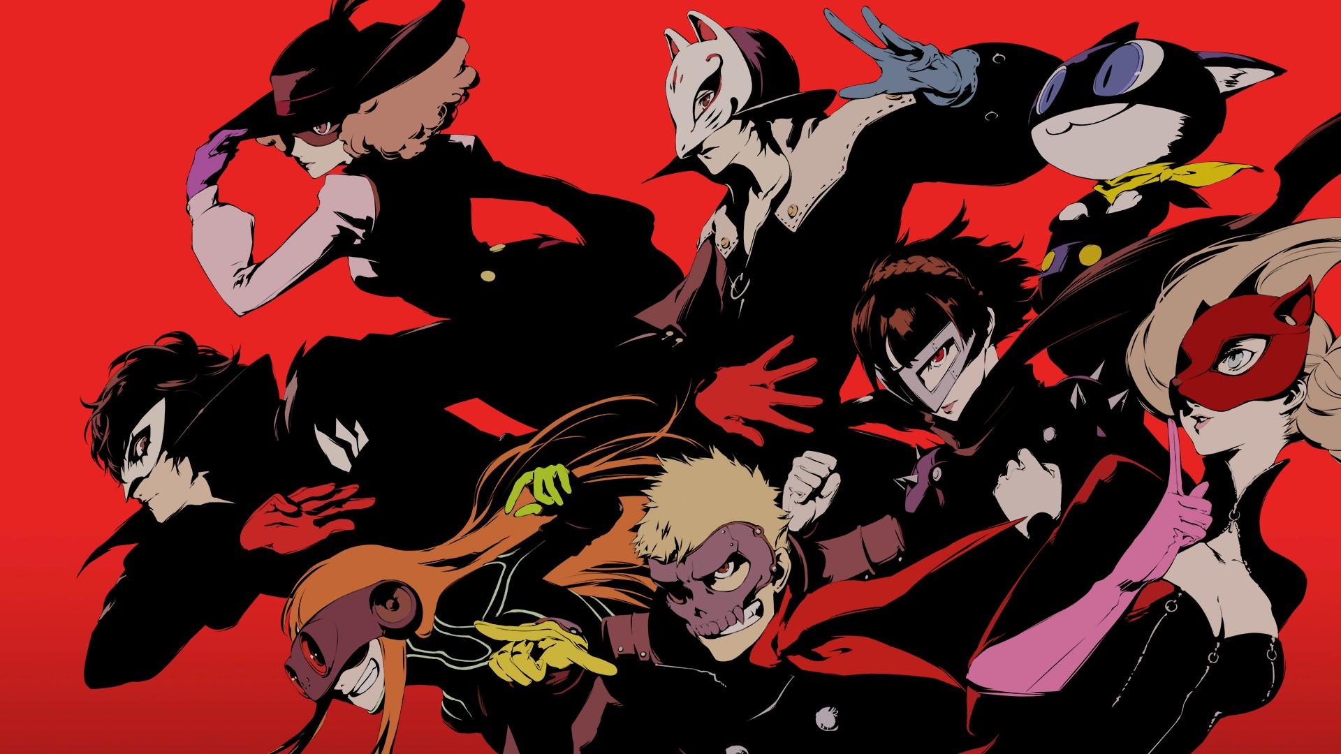 Wallpaper : 1920x1080 Px, Persona 5, Persona Series