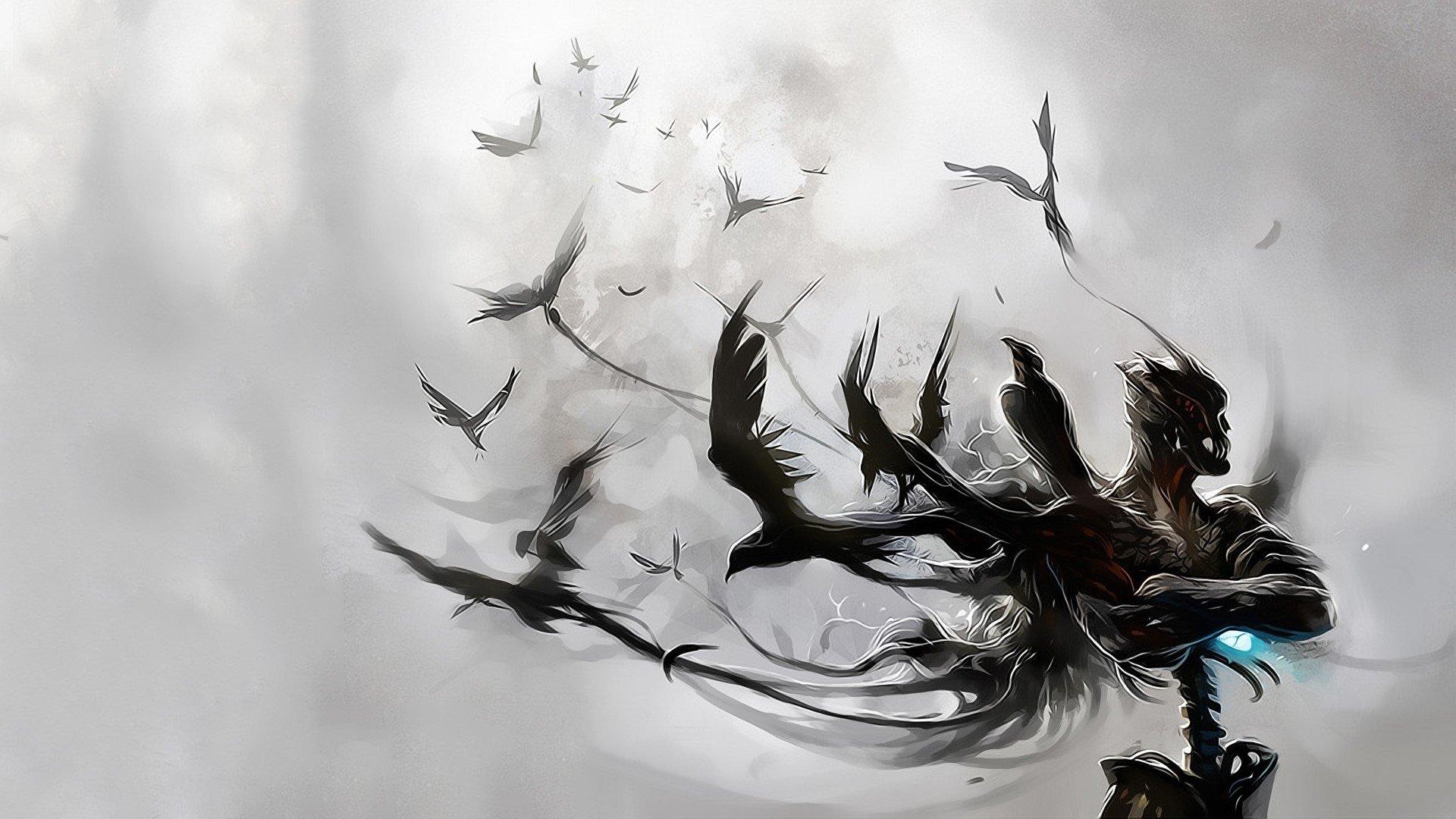 голову летящая тьма картинки есть пожелания