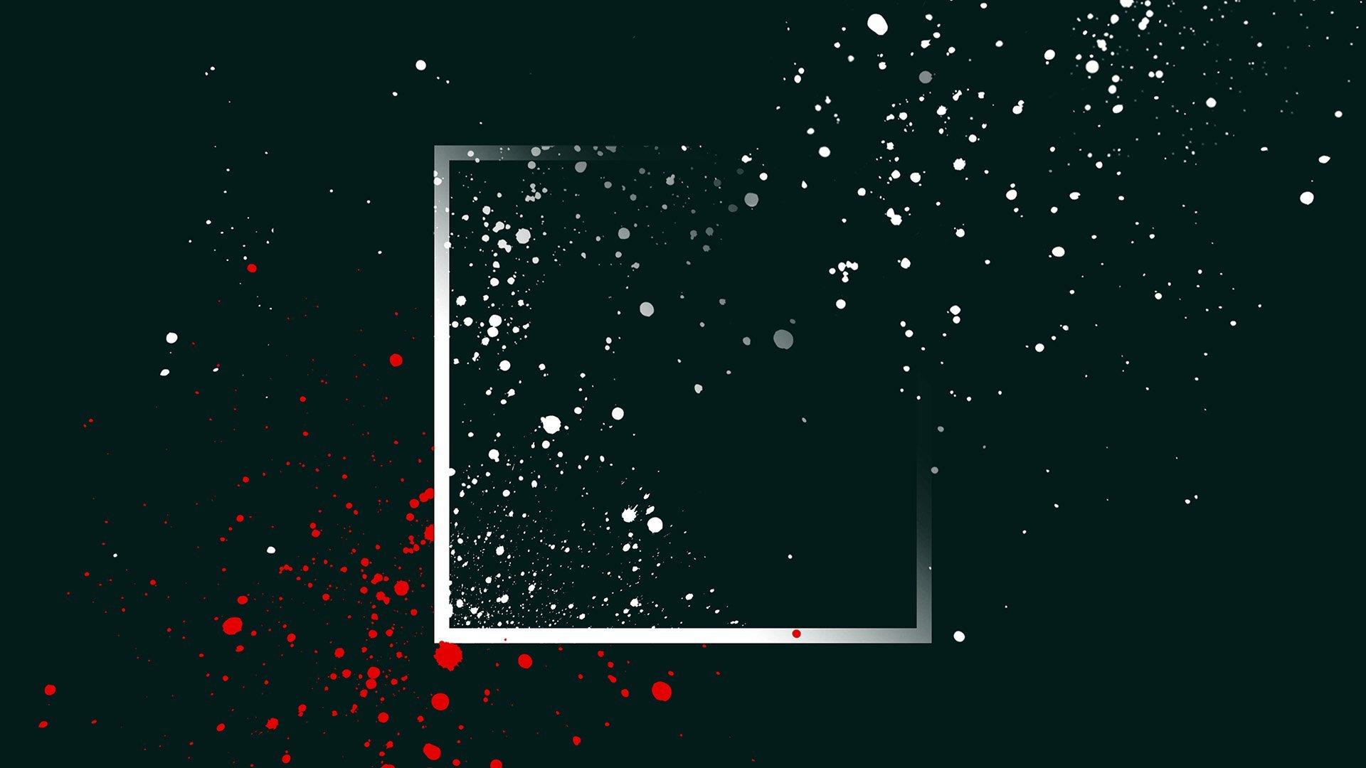 Wallpaper 1920x1080 Px Abstract Black Digital Art Dots