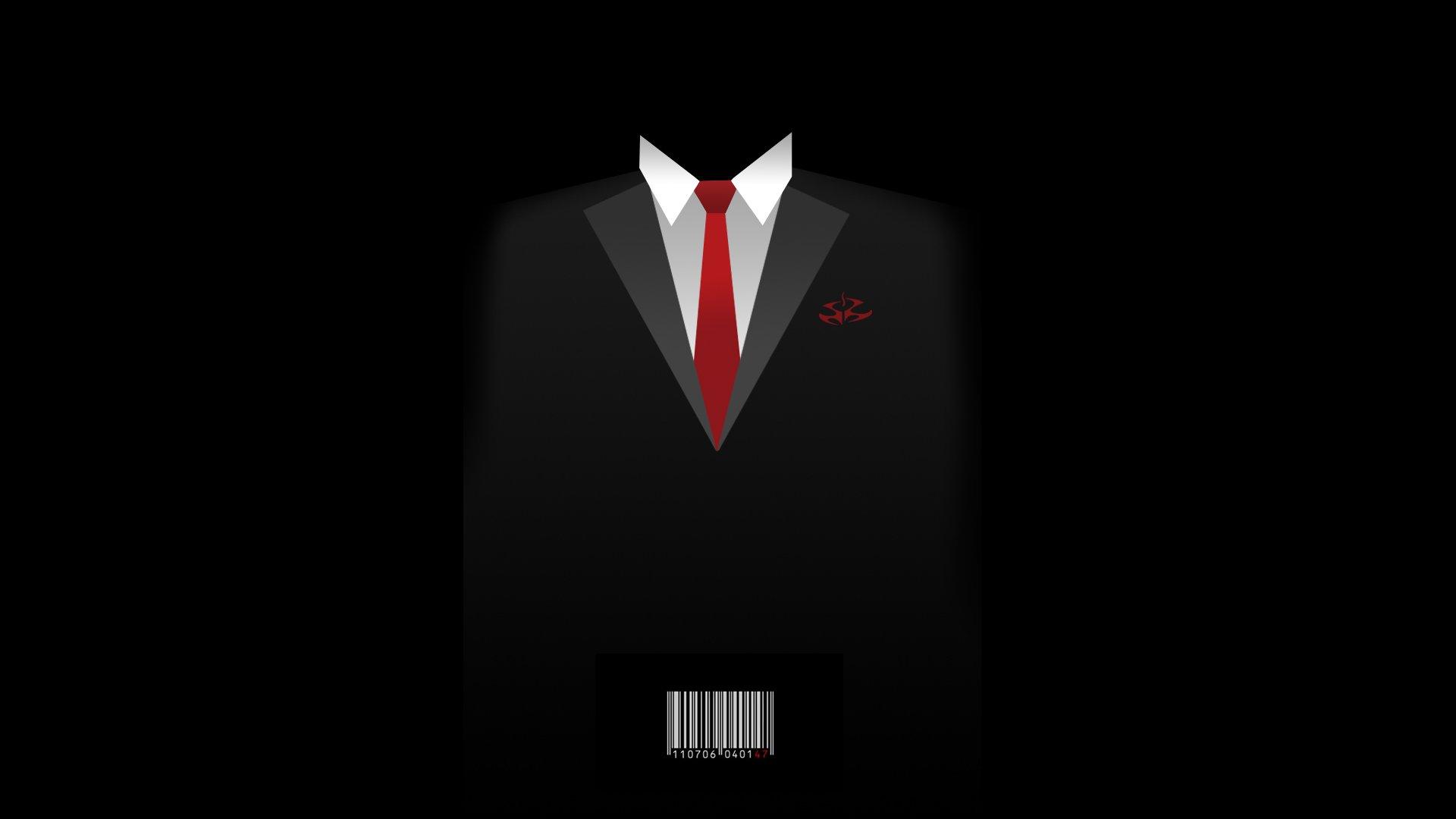 трещал, картинка пиджак с галстуком вместо