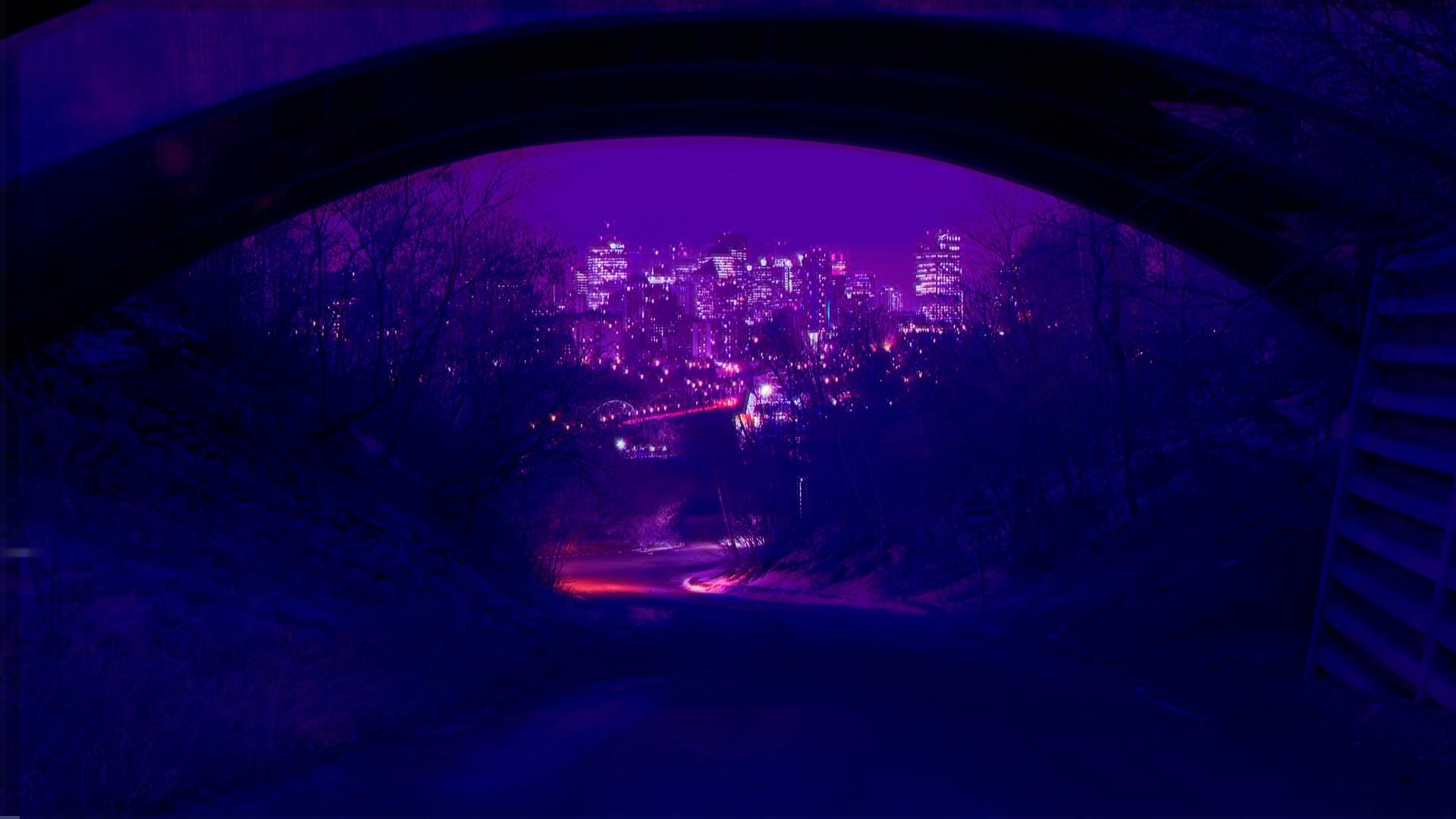 Download Wallpaper Night Aesthetic - 1920x1080-px-aesthetic-neon-1293453  HD.jpg