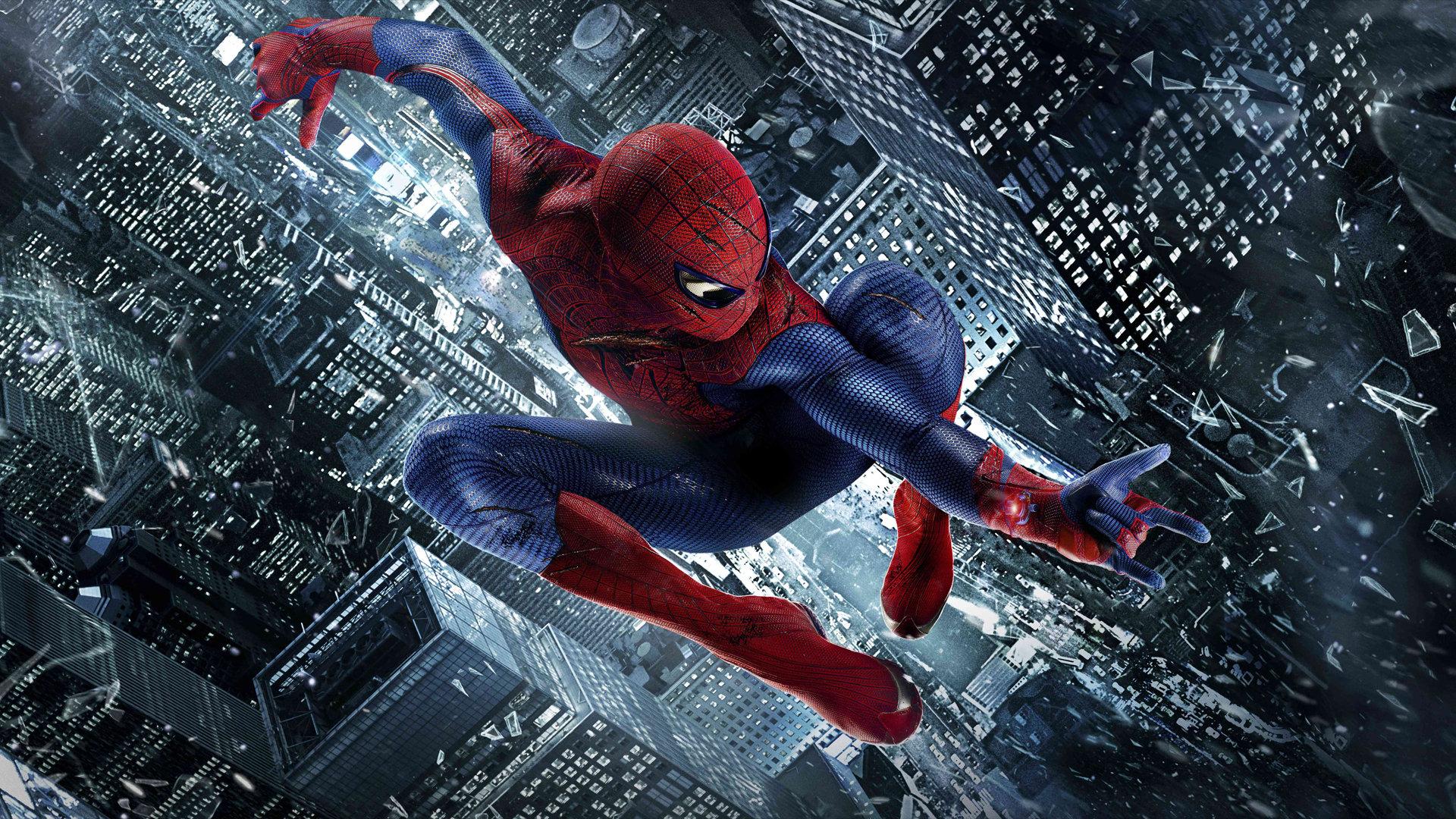 Wallpaper 1920x1080 Px Amazing Spider Man Spiderman