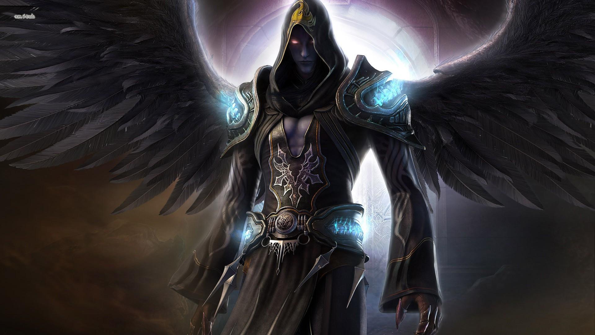 Wallpaper 1920x1080 Px Angel Dark Angel Dark Fantasy