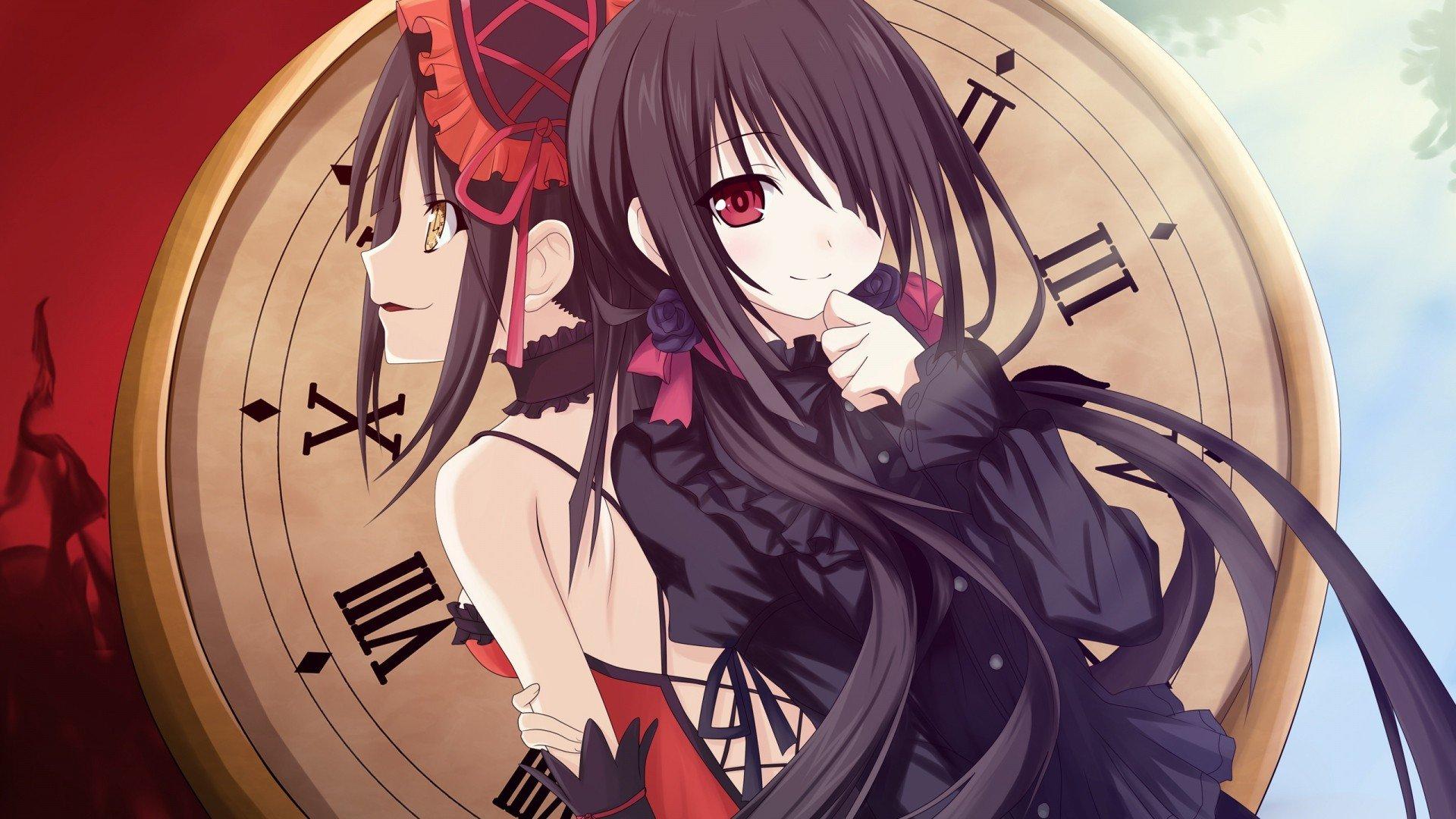Wallpaper Px Anime Date A Live Tokisaki