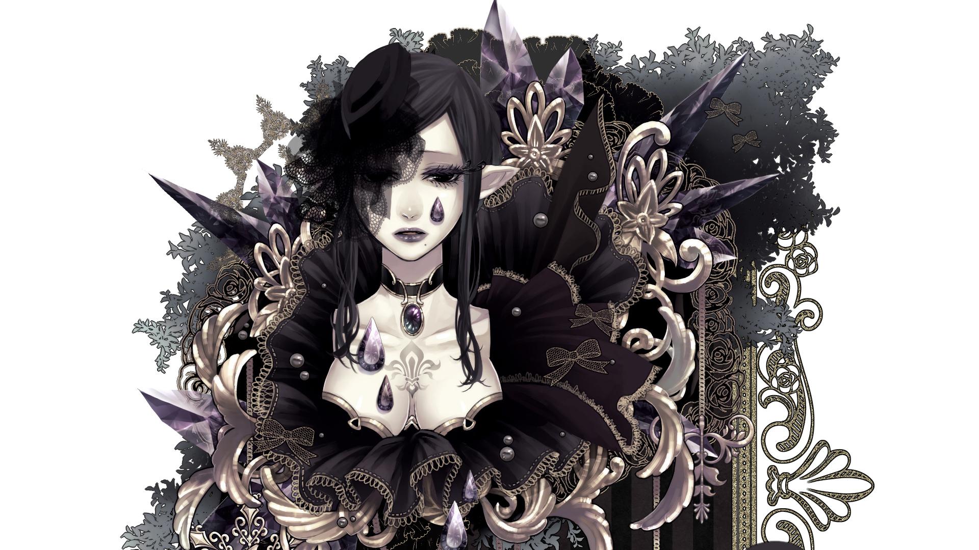 Wallpaper 1920x1080 Px Anime Artistic Elves Fantasia