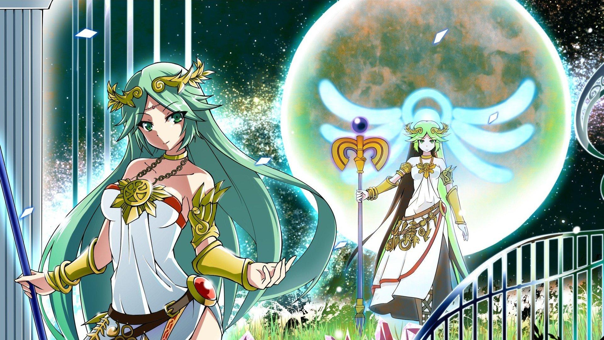 Fondos De Pantalla 1920x1080 Px Chicas Anime Kid Icarus
