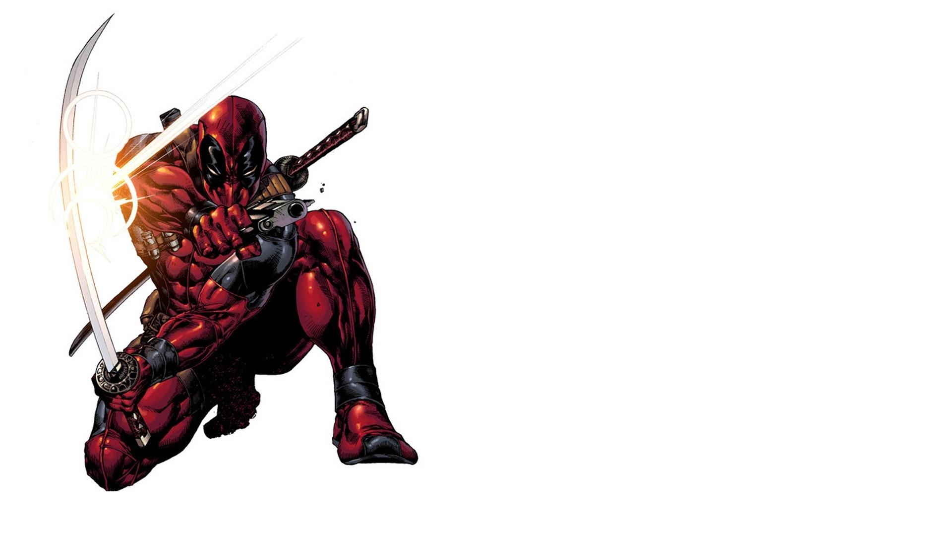 Deadpool Extreme Wallpaper