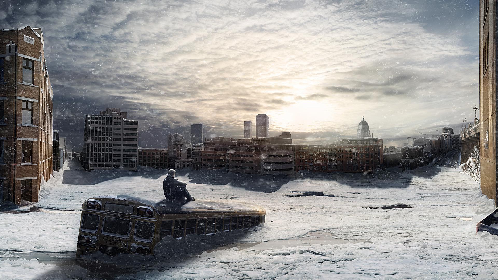 несколько ядерная зима фото славянский