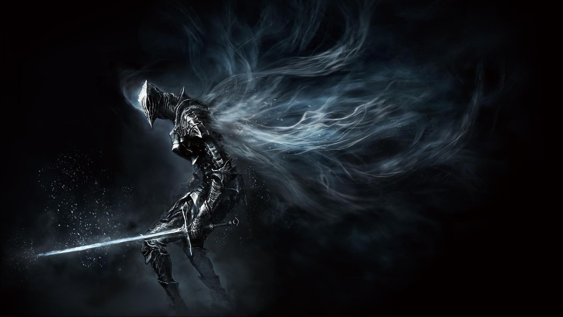 1920x1080 Px Armor Artwork Concept Art Dark Souls III Knight Sword Video Games Warrior