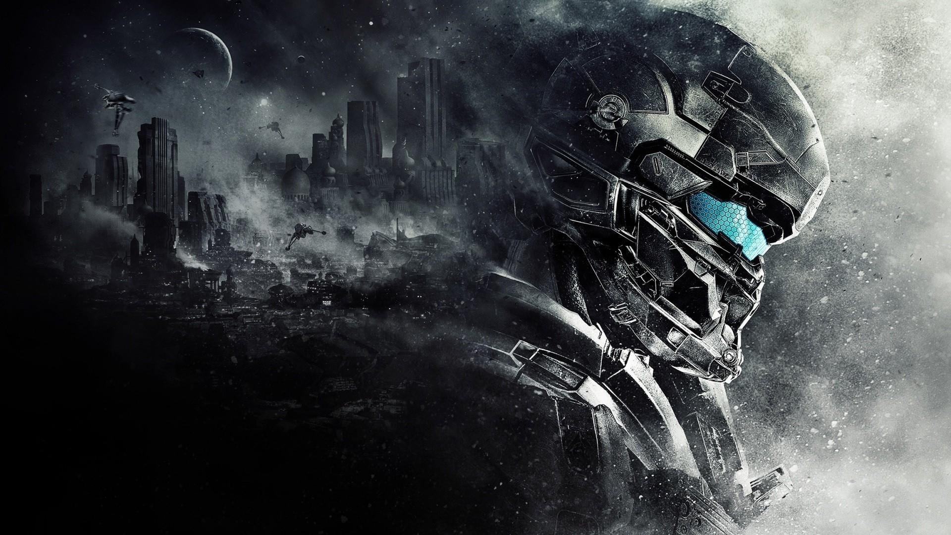 Wallpaper : 1920x1080 px, armor, concept art, Halo 5 ...