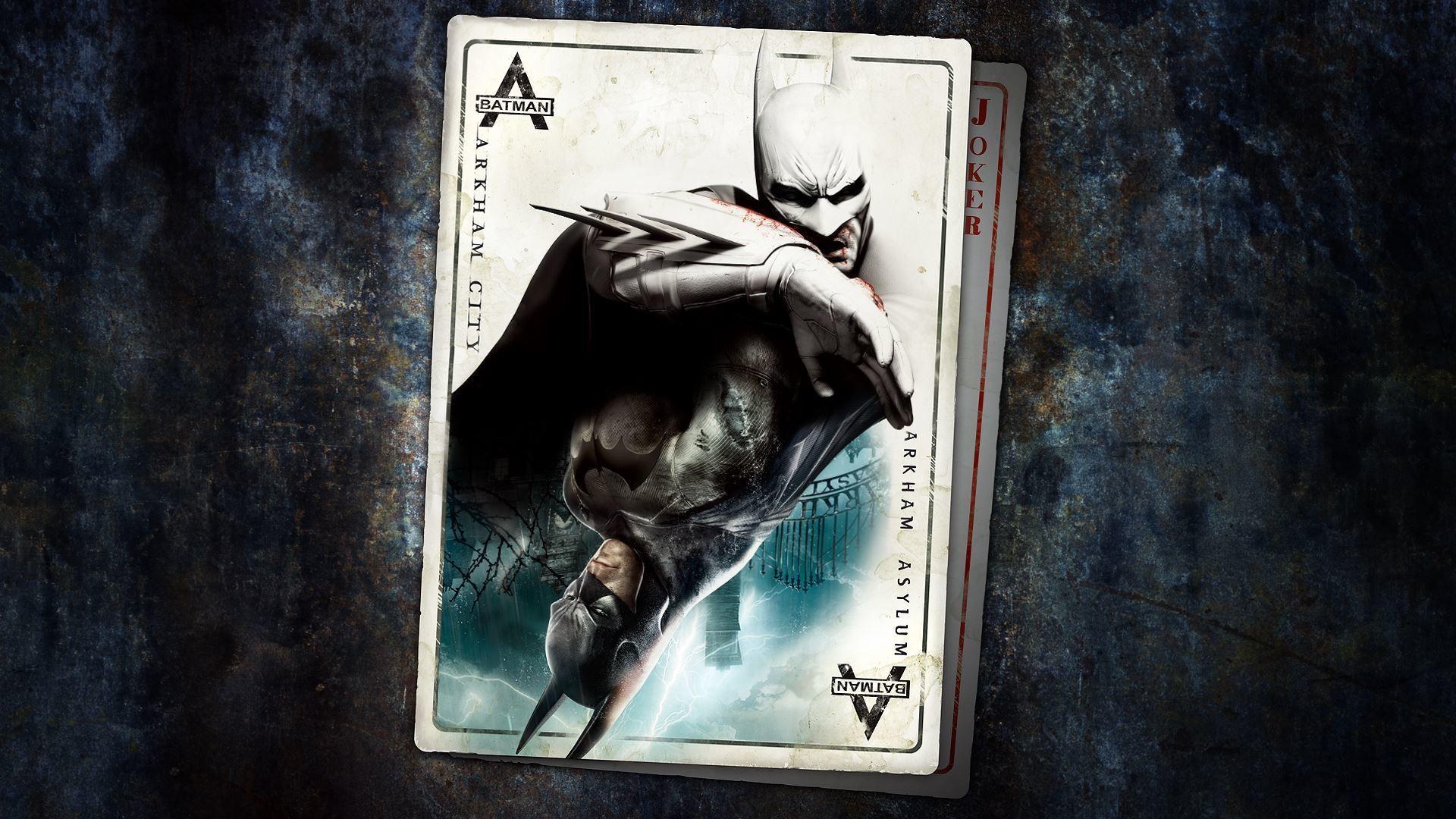 Wallpaper 1920x1080 Px Artwork Batman Arkham Asylum