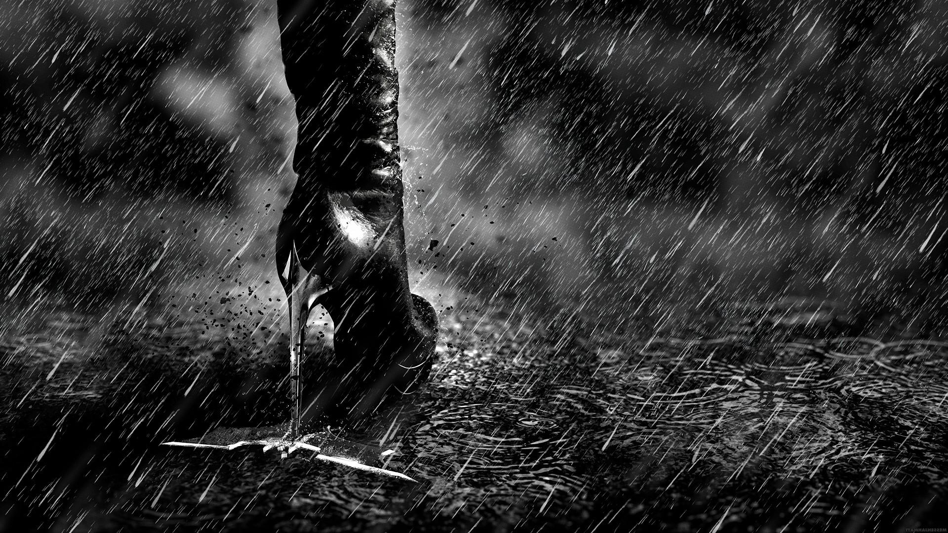 1920x1080 Px Artwork Batman Catwoman Dark Heels High Knight Legs Logo Rain Rises
