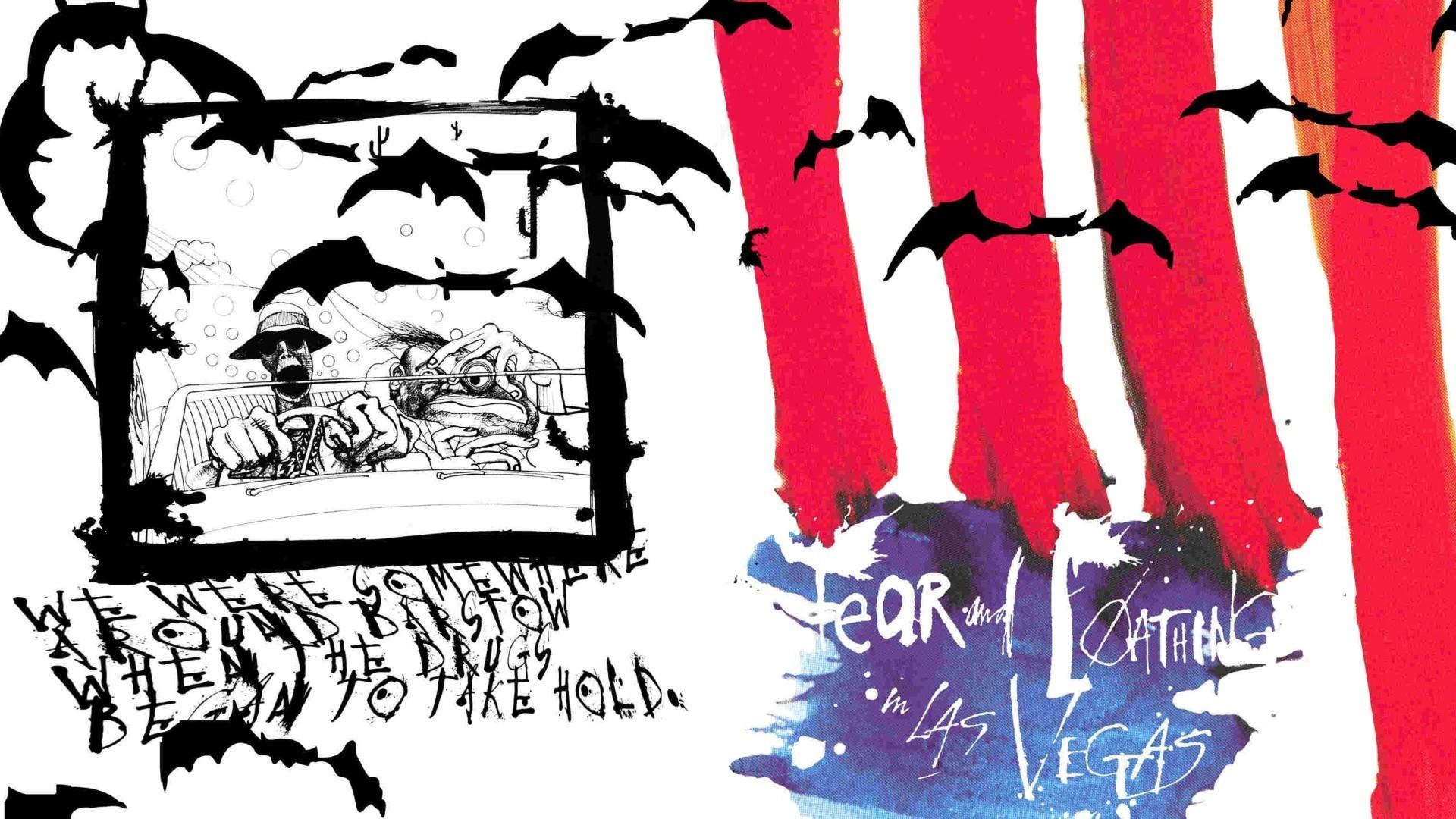 Wallpaper 1920x1080 Px Artwork Fear And Loathing In Las