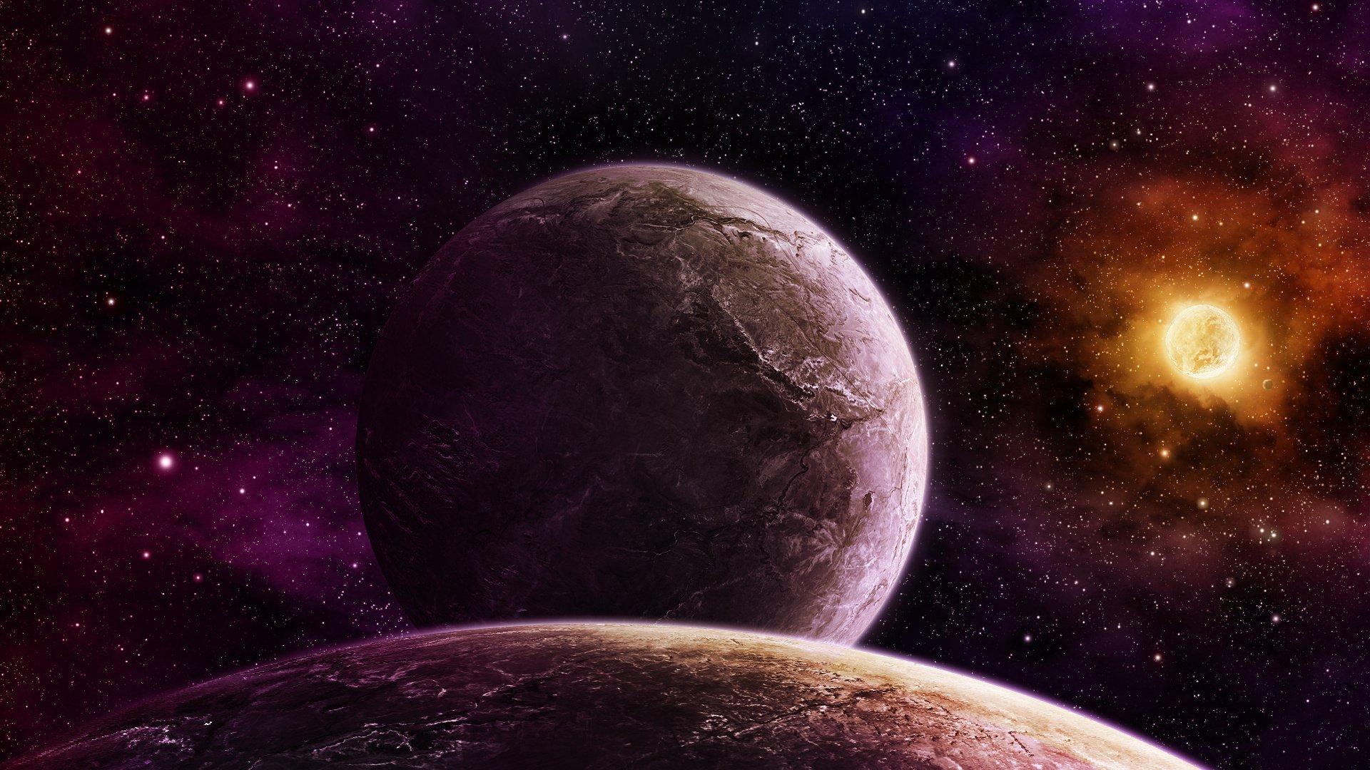 космос все картинки планет галактики что что