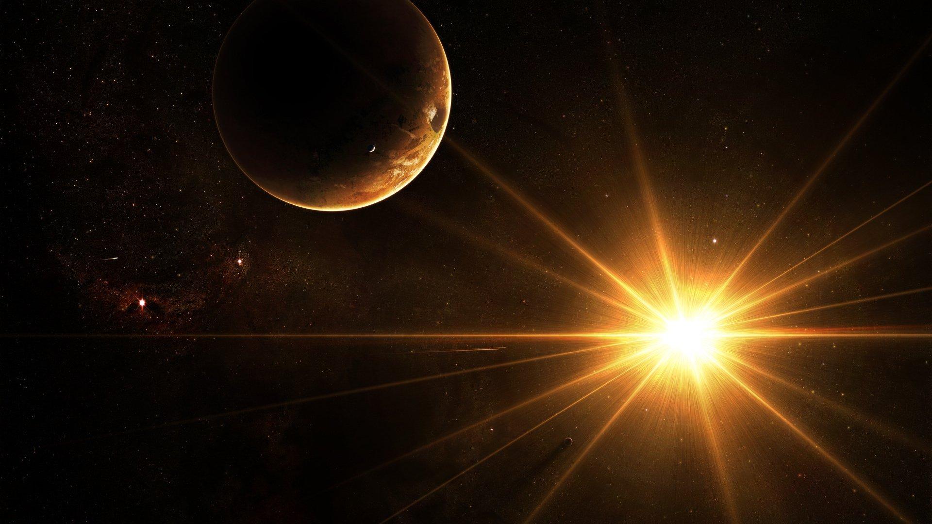Астрономическая фото высокого разрешения