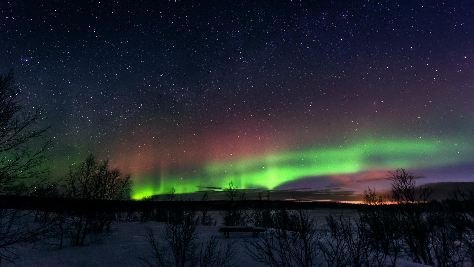 небо крайнего севера фото ночью спирс после предполагаемого