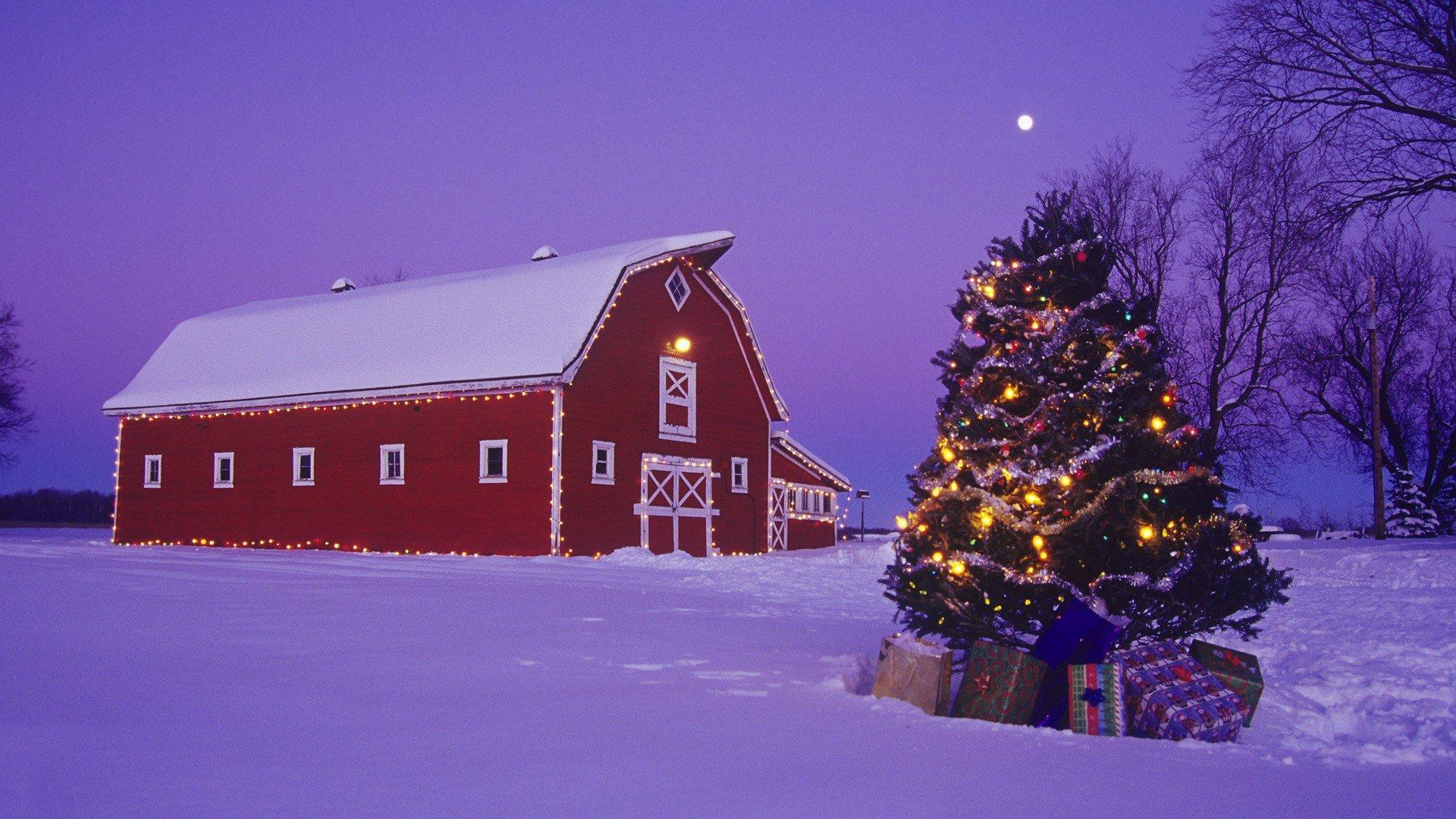 Wallpaper : 1920x1080 px, barn, Canada ...