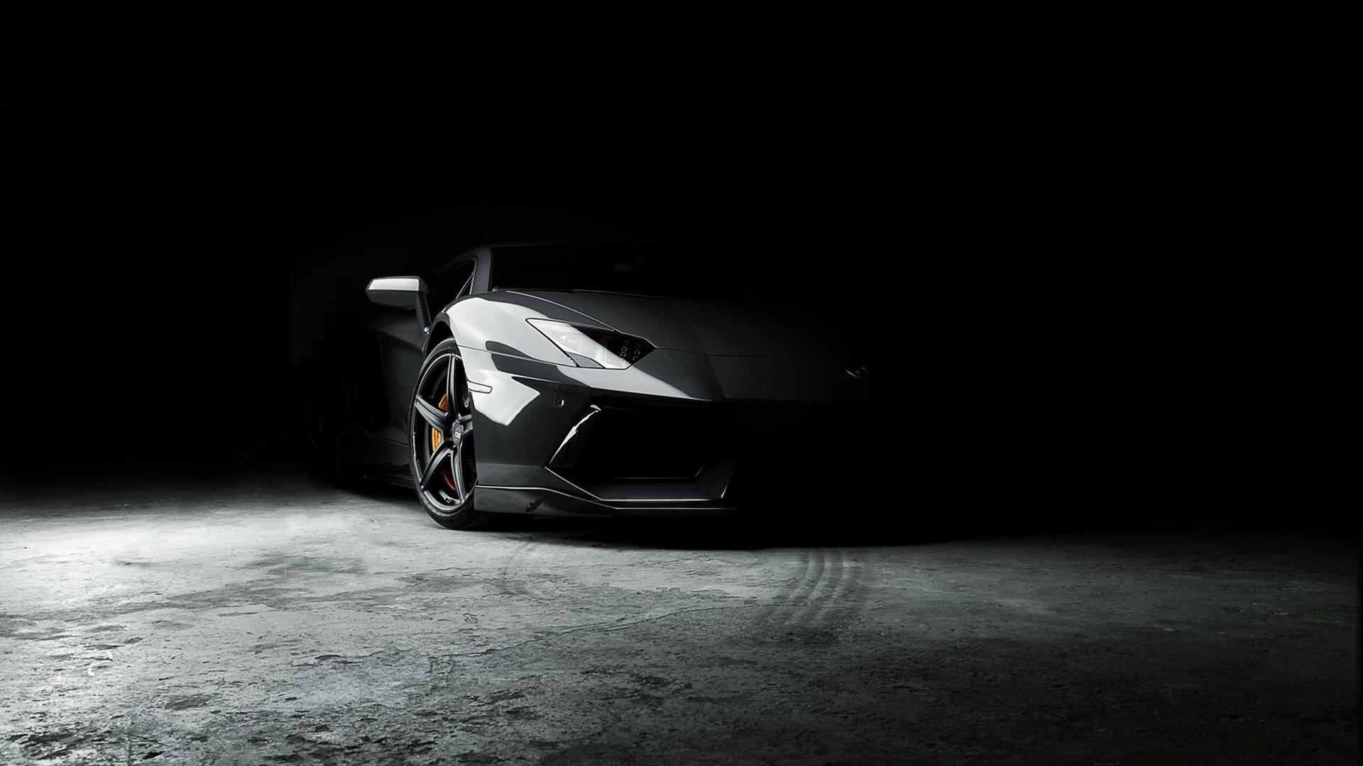 Wallpaper 1920x1080 Px Black Car Lamborghini Rims 1920x1080