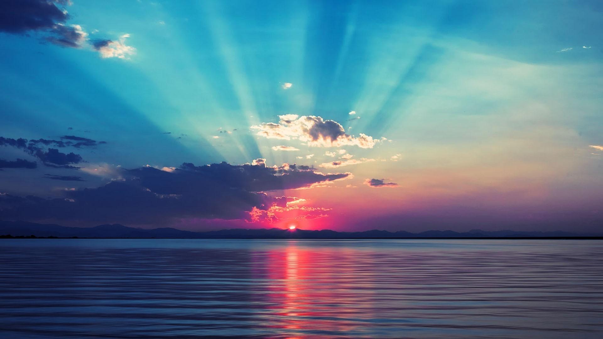 Картинки с восходом солнца на море, рождением