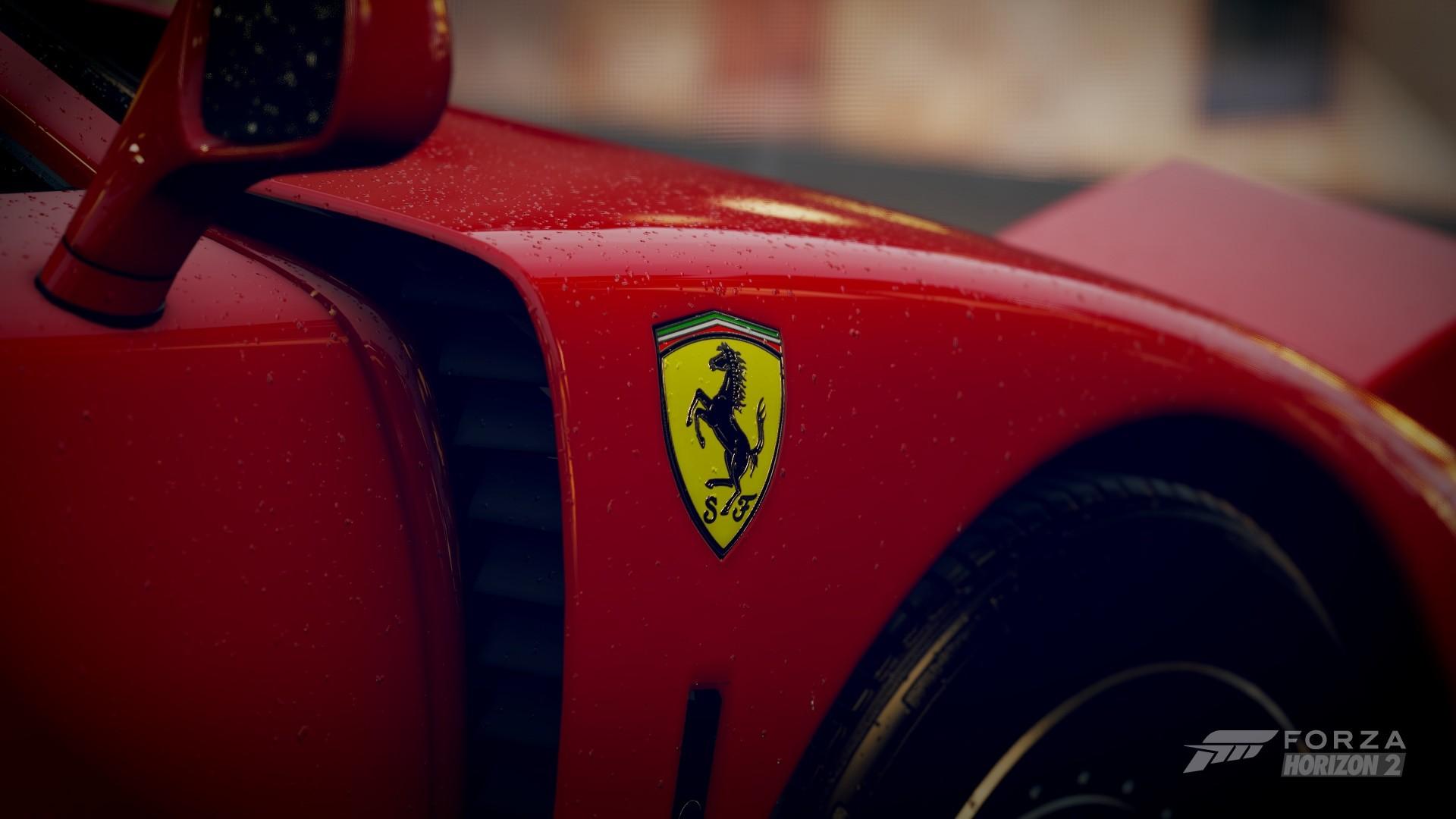 Wallpaper 1920x1080 Px Car Ferrari F40 Forza Horizon 2 Red